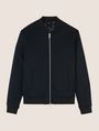 ARMANI EXCHANGE TEXTURED JACQUARD BOMBER JACKET Jacket Man r