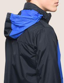 ARMANI EXCHANGE カラーブロックジャケット アウター メンズ b