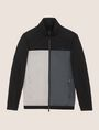 ARMANI EXCHANGE HOODED COLORBLOCK WINDBREAKER Jacket Man r