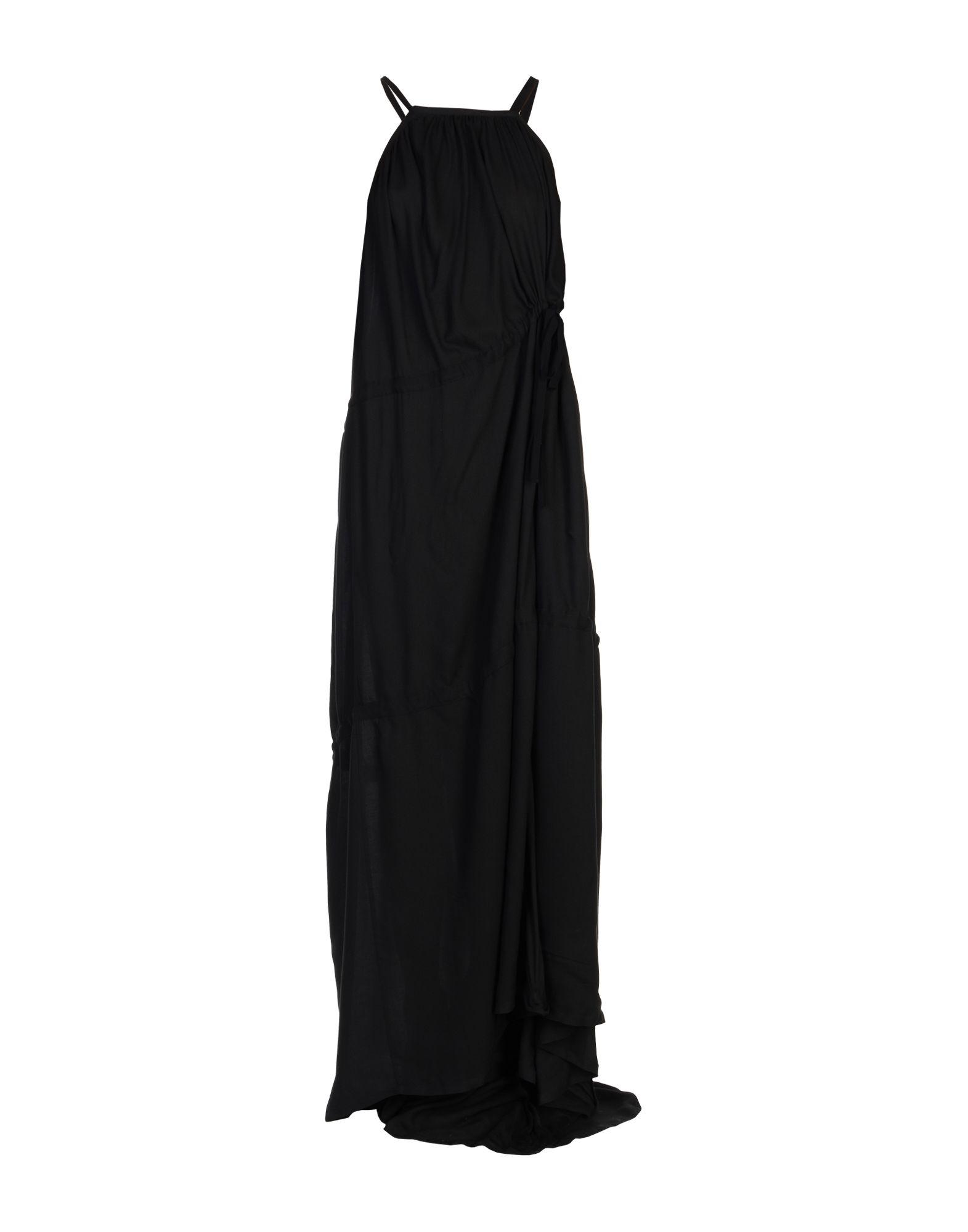 ANN DEMEULEMEESTER Длинное платье