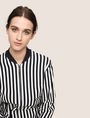 ARMANI EXCHANGE BOLD STRIPE BOMBER JACKET Jacket Woman a