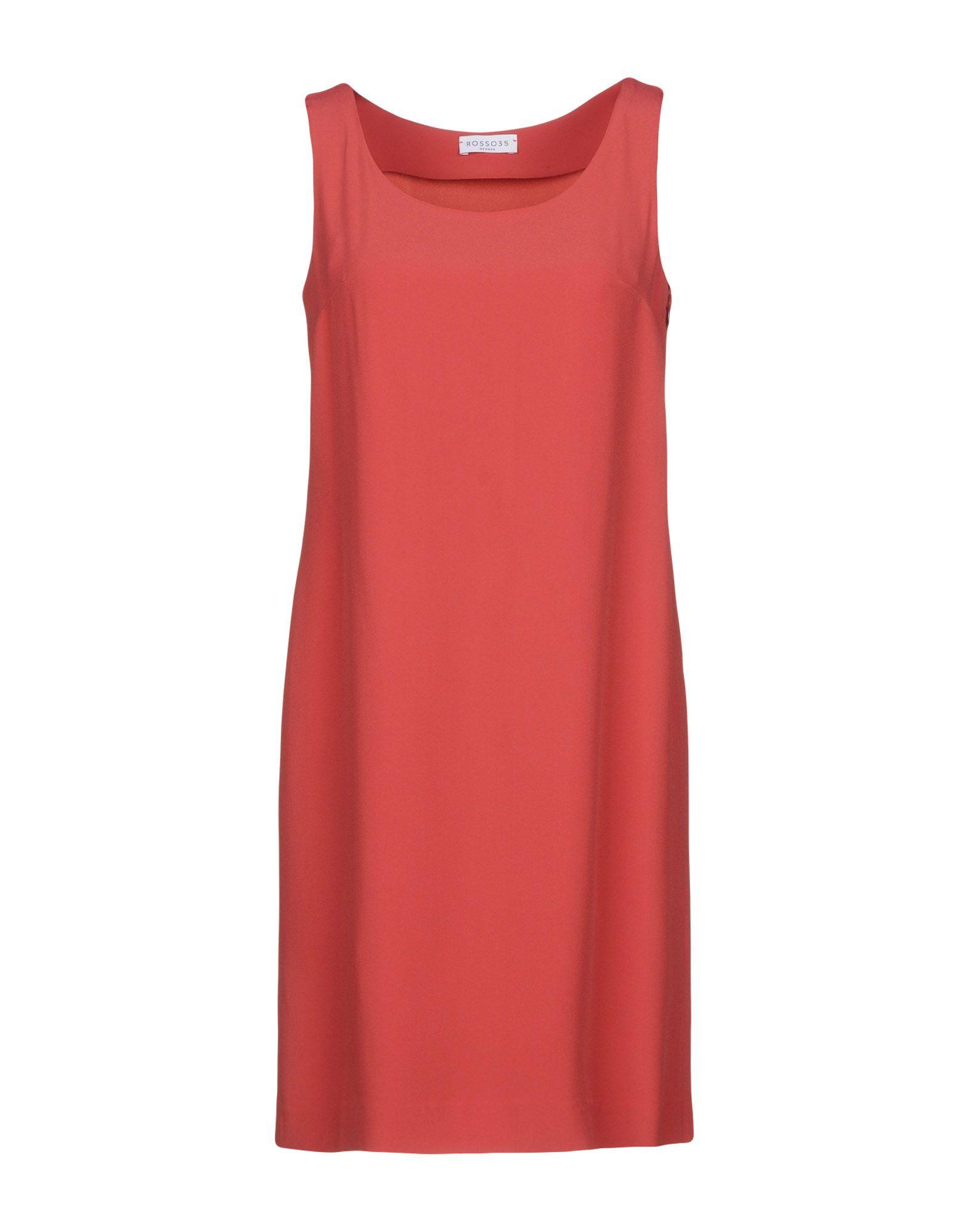 ROSSO35 Короткое платье rosso35 блуза rosso35 s2047b 44 бежевый