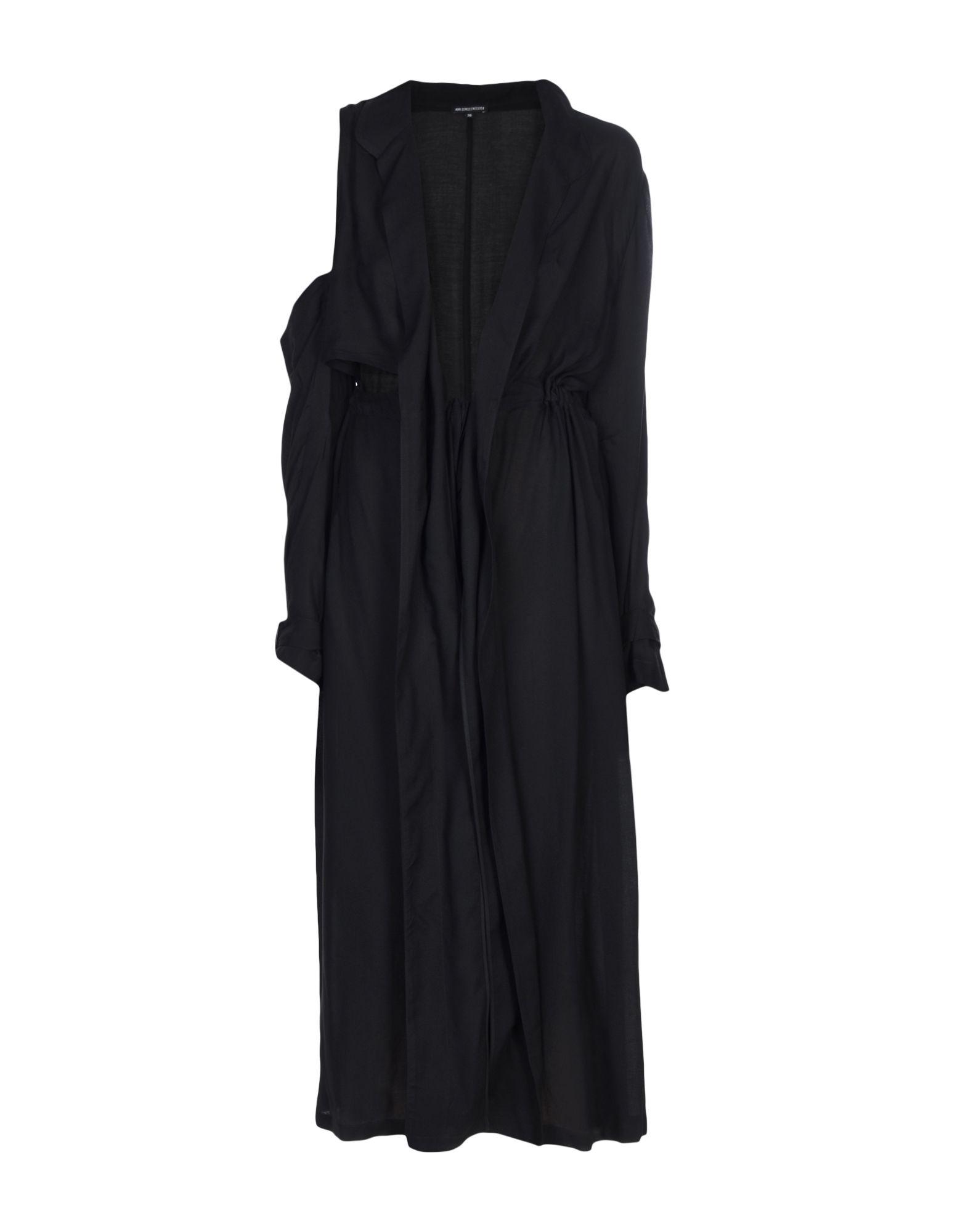 ANN DEMEULEMEESTER Платье до колена ann patchett commonwealth