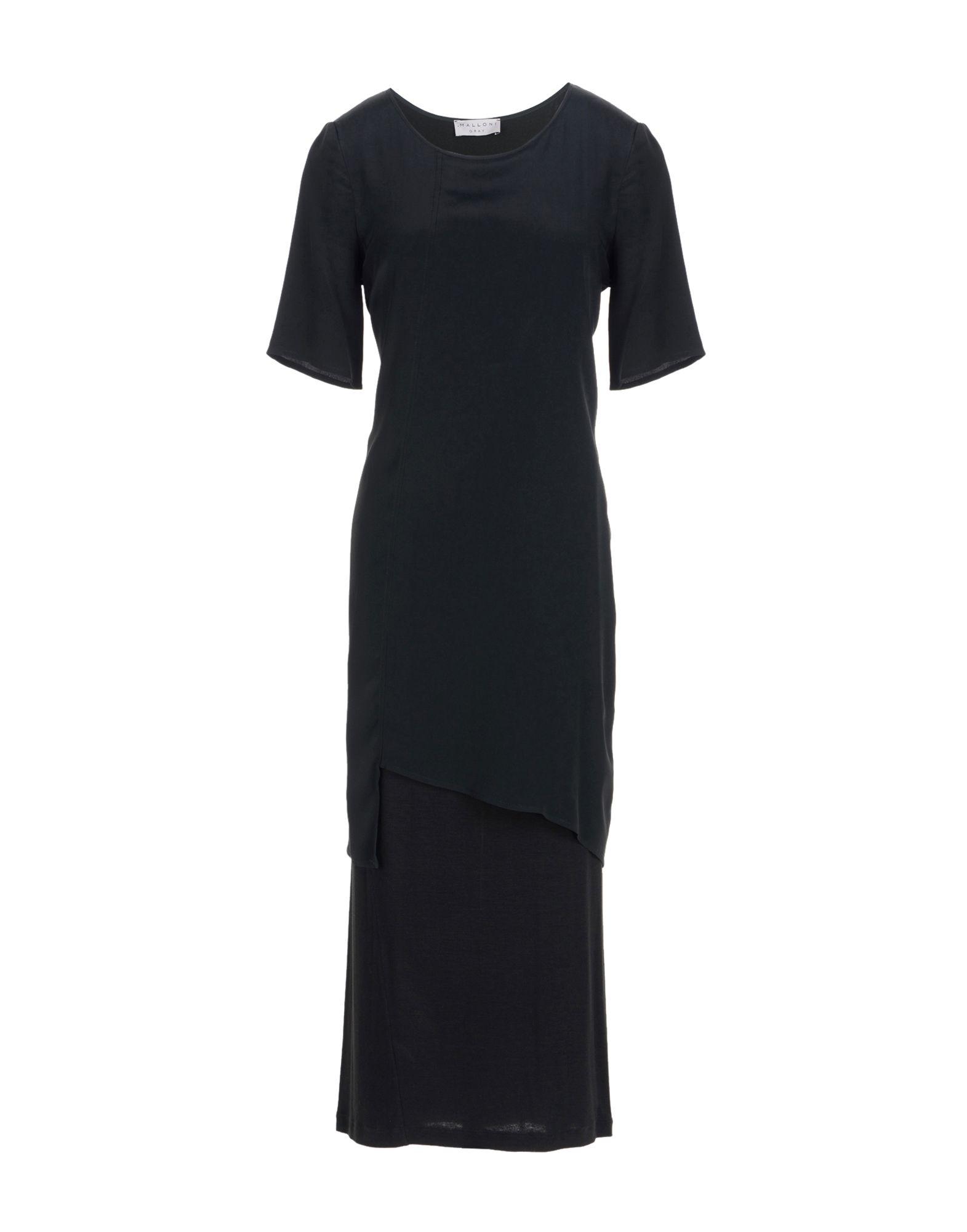 MALLONI Платье длиной 3/4 lisa corti платье длиной 3 4