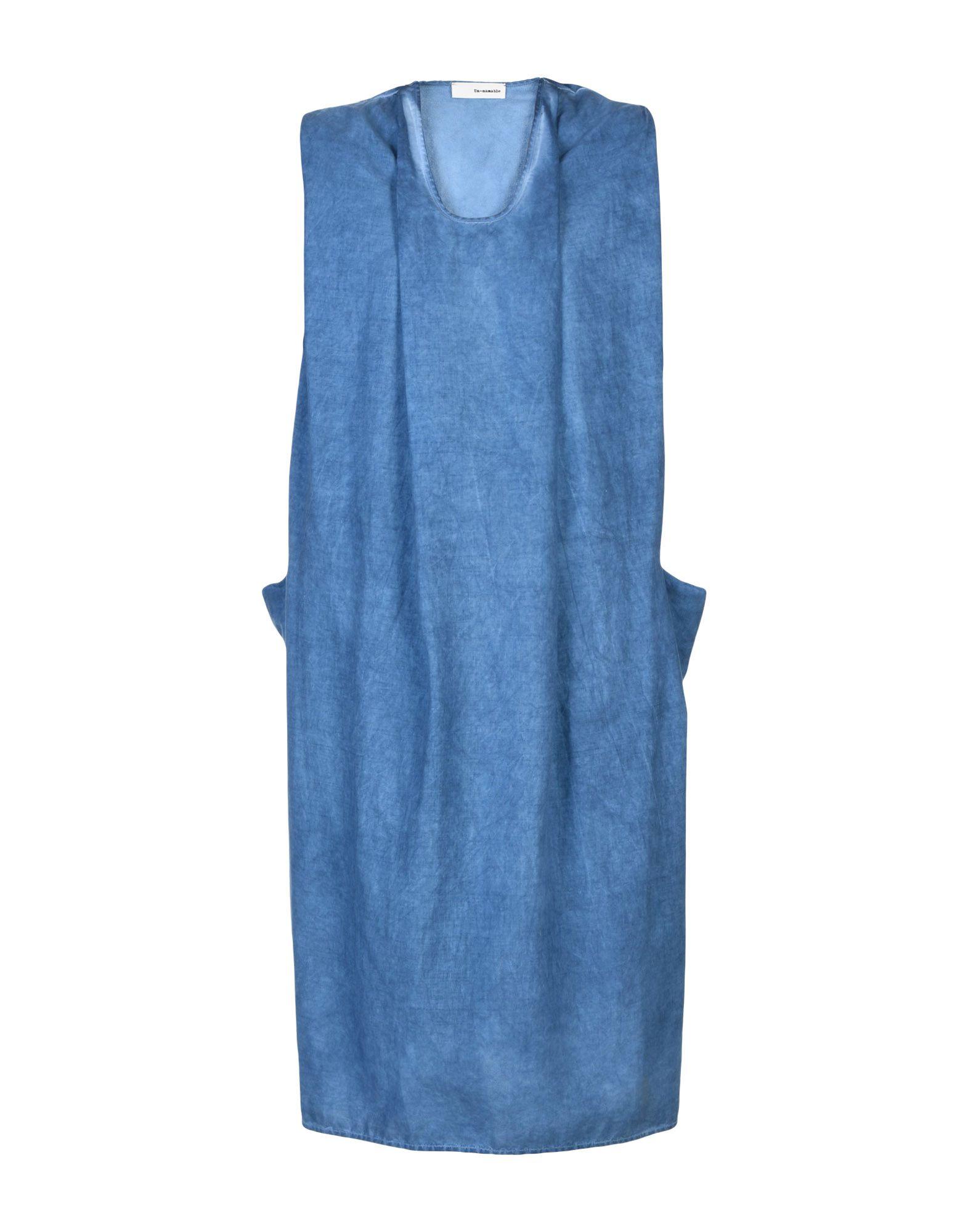 UN-NAMABLE Платье длиной 3/4 tenax платье длиной 3 4