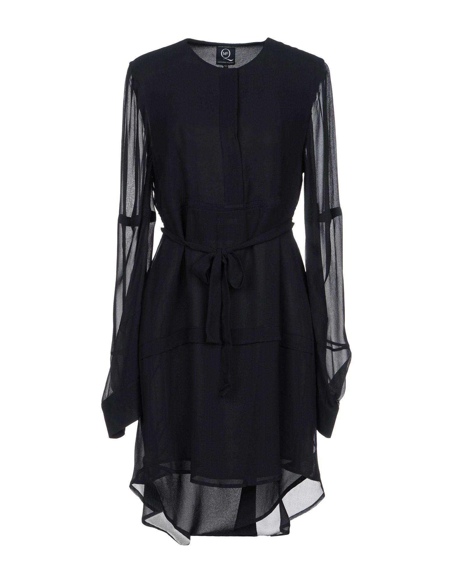 McQ Alexander McQueen Платье до колена mcq alexander mcqueen рубашка с длинными рукавами