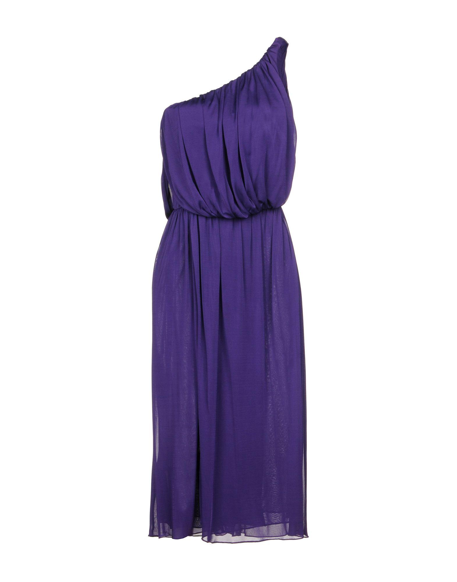 Halston KNEE-LENGTH DRESSES