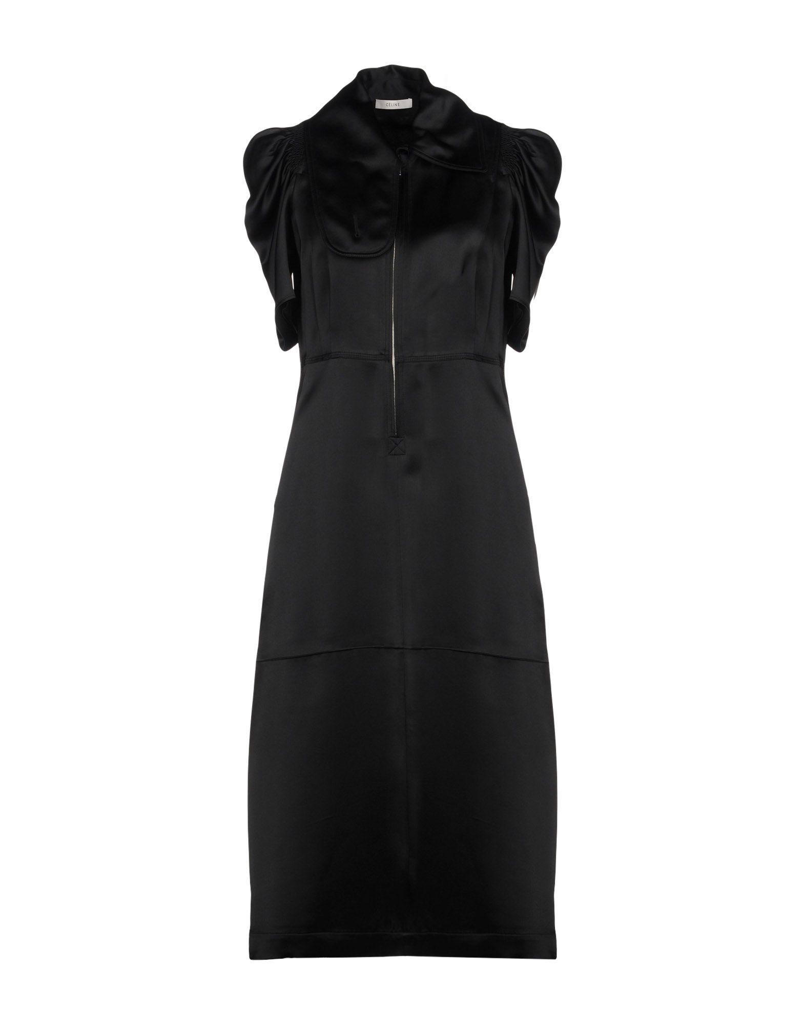 CÉLINE Платье длиной 3/4 céline платье длиной 3 4
