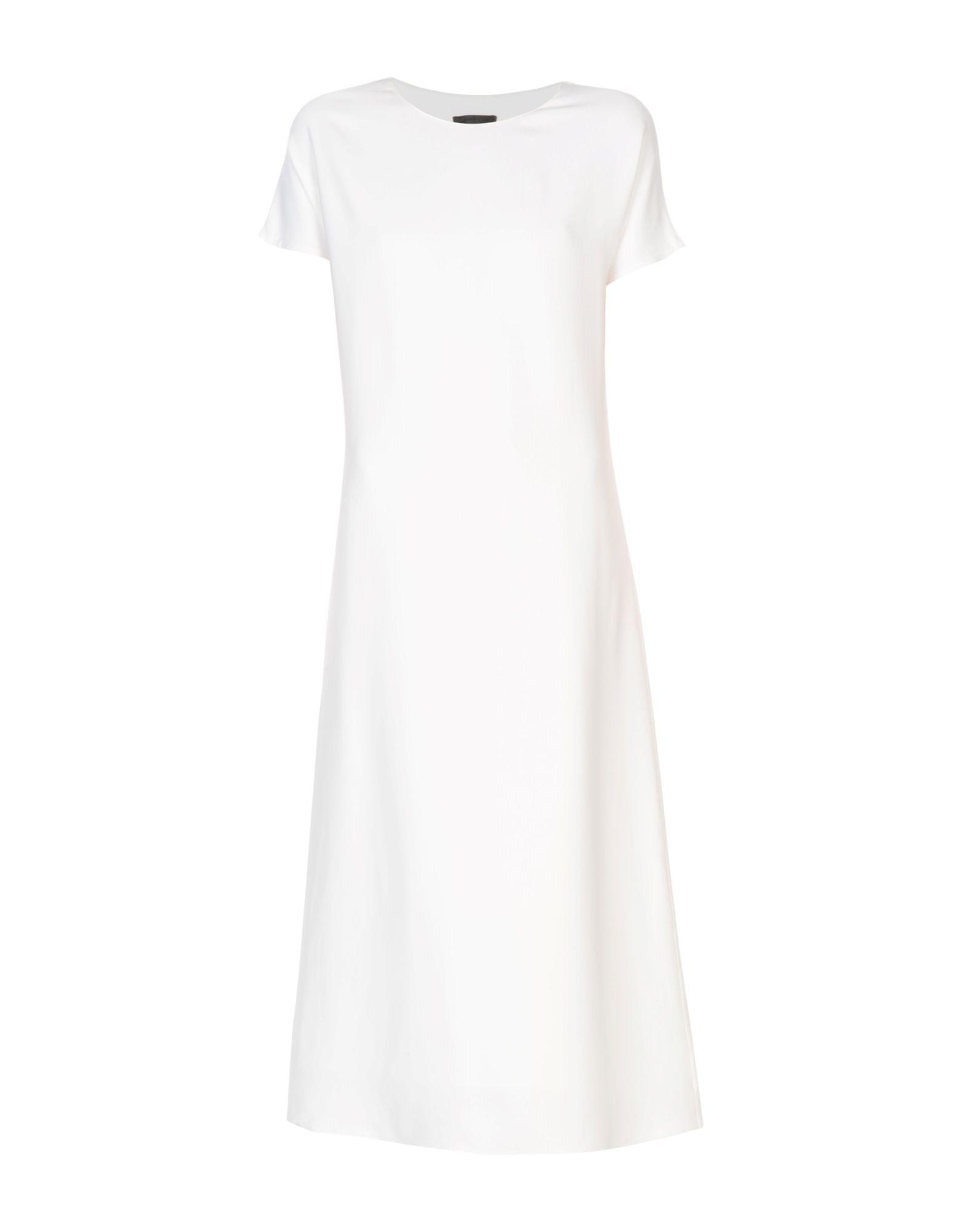 THE ROW Платье длиной 3/4 the row шелковая юбка