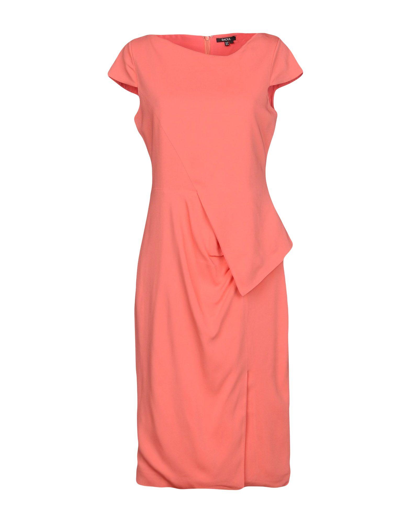 купить RAOUL Платье до колена по цене 35500 рублей