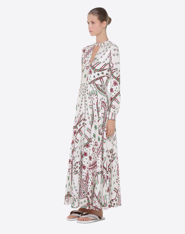 """Kleid mit """"Leopard""""-Print"""