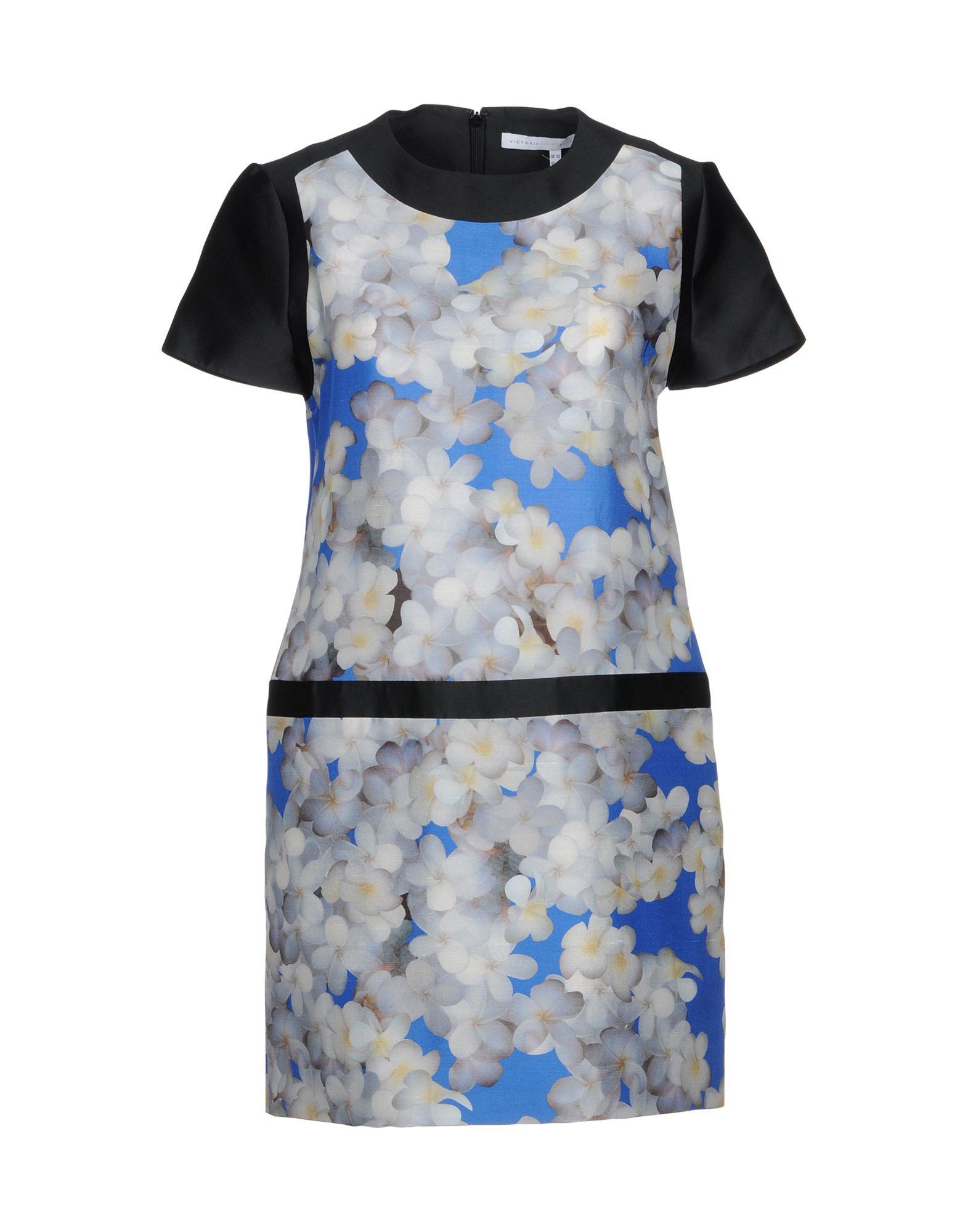 VICTORIA, VICTORIA BECKHAM Короткое платье женское платье 21050