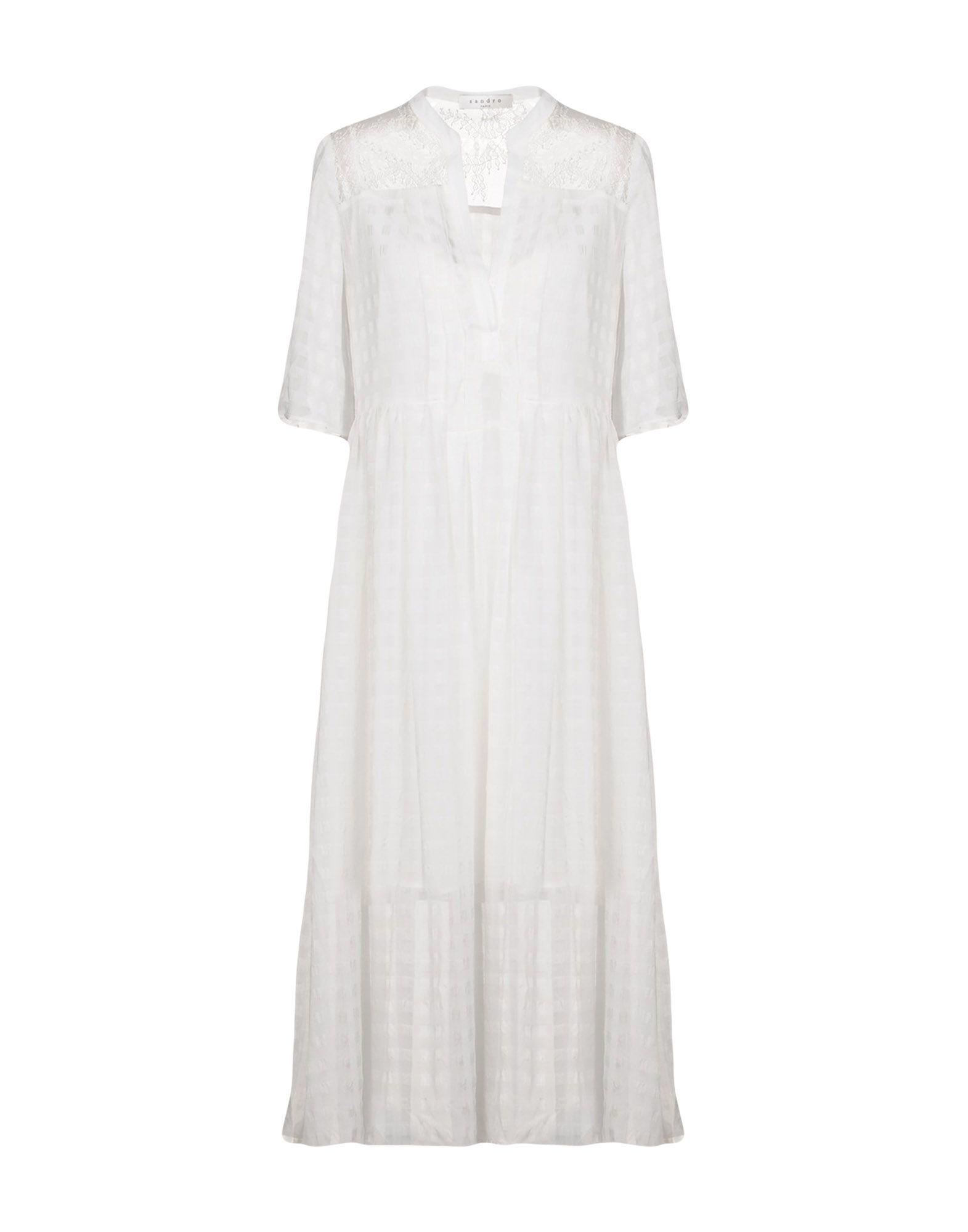 SANDRO Платье до колена