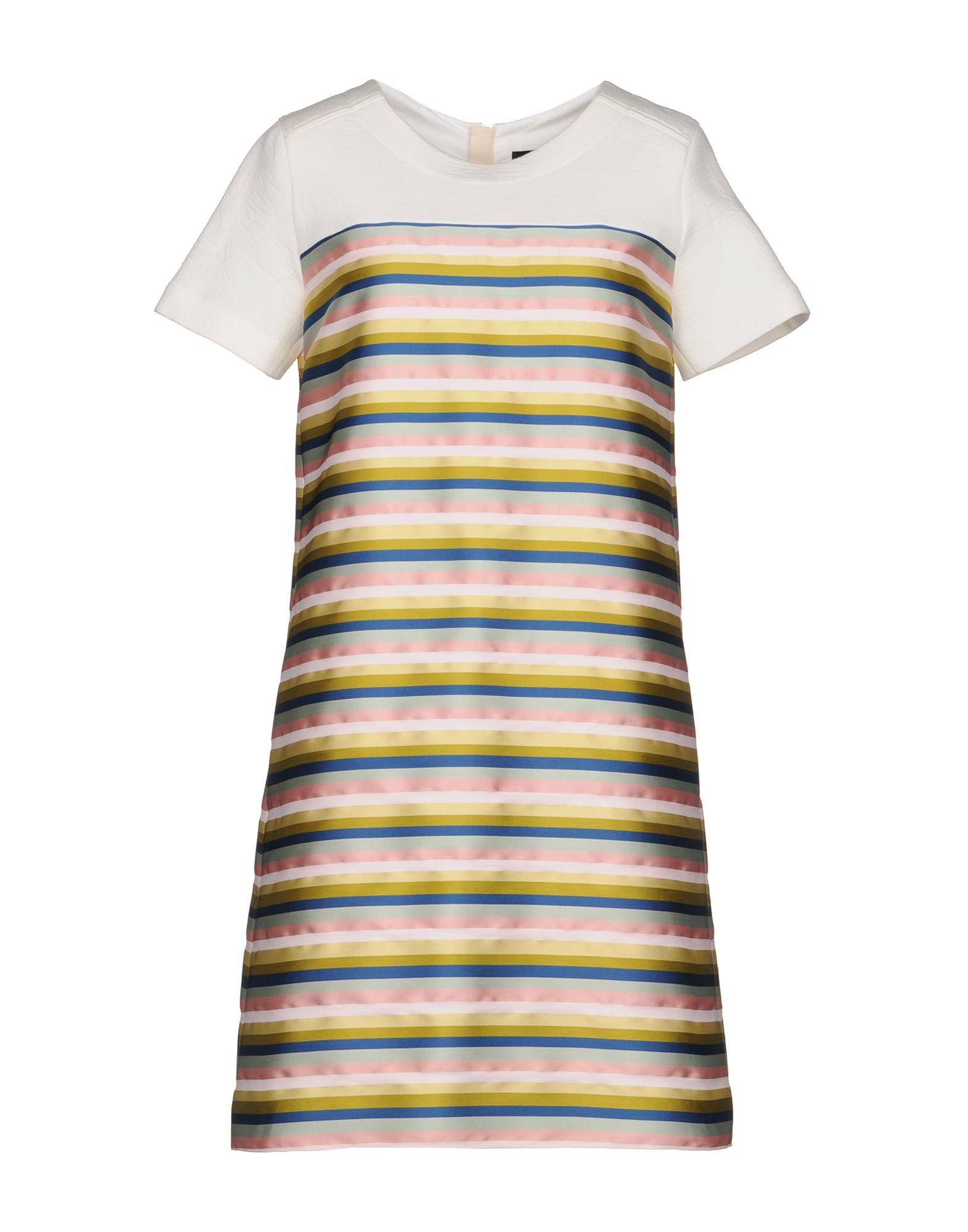 ODEEH Короткое платье