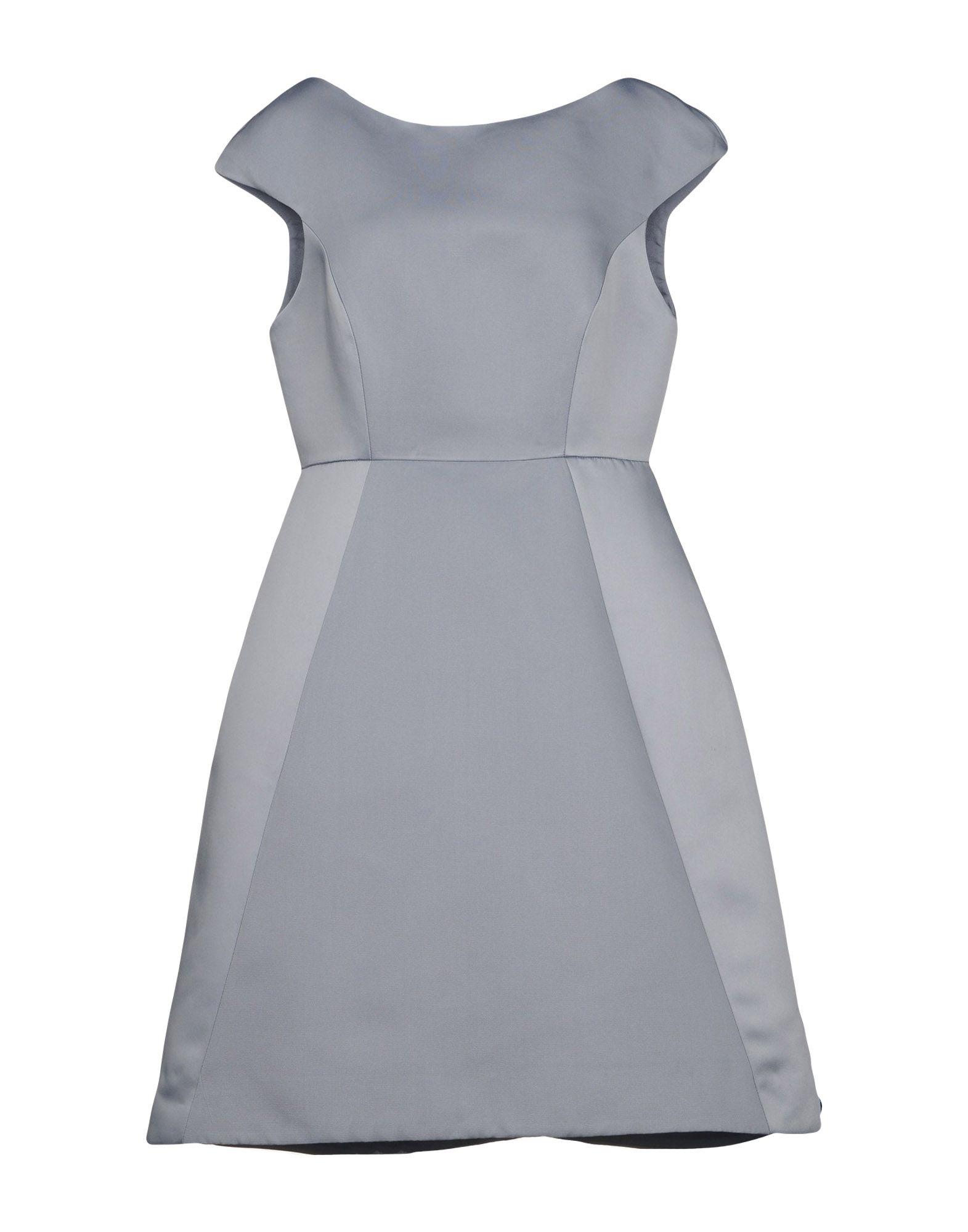 Фото - HALSTON Короткое платье