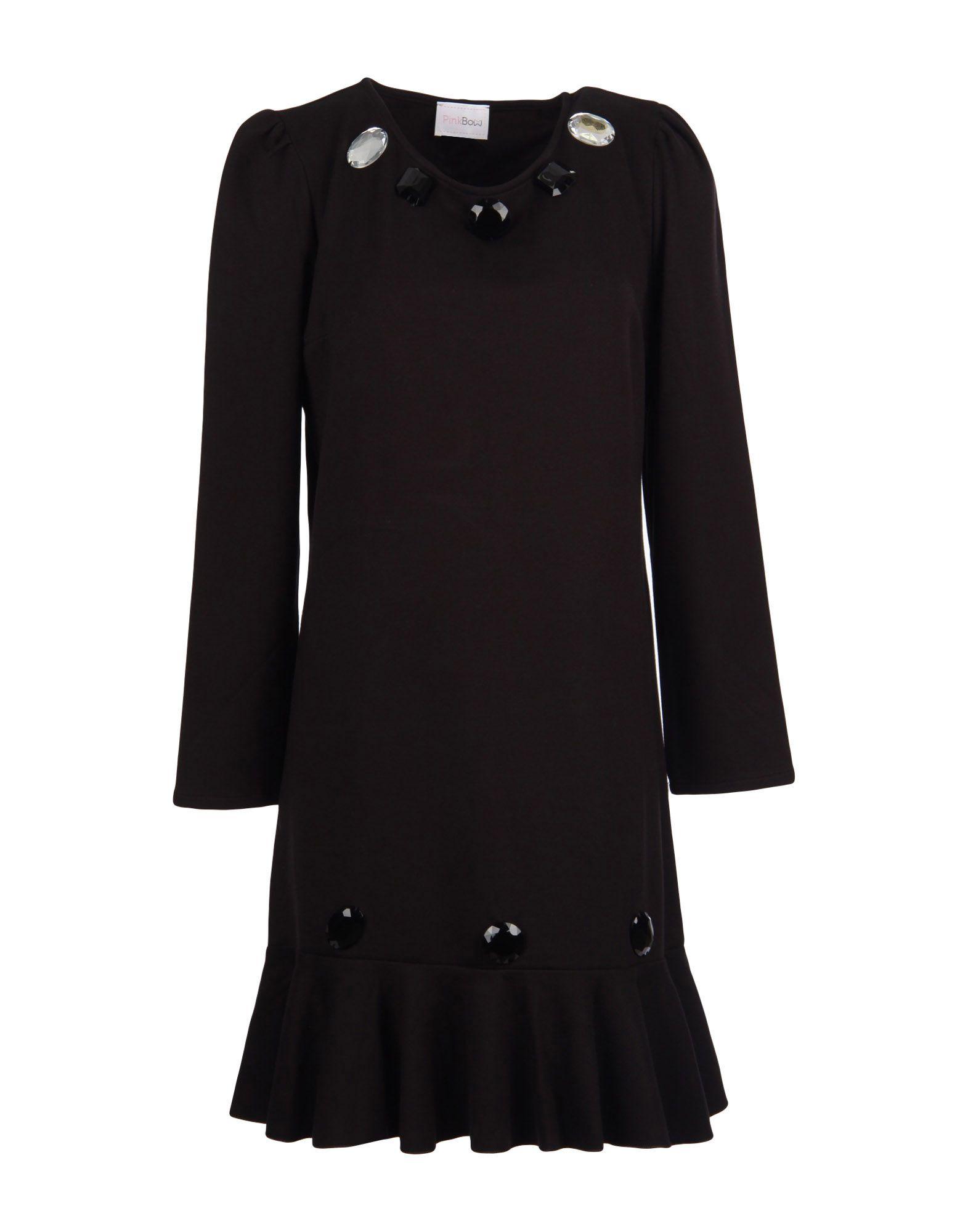 PINK BOW Короткое платье fornarina короткое платье