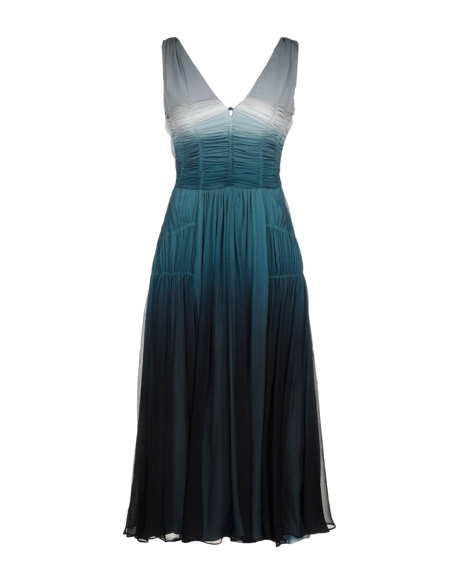 BURBERRY Платье длиной 3/4
