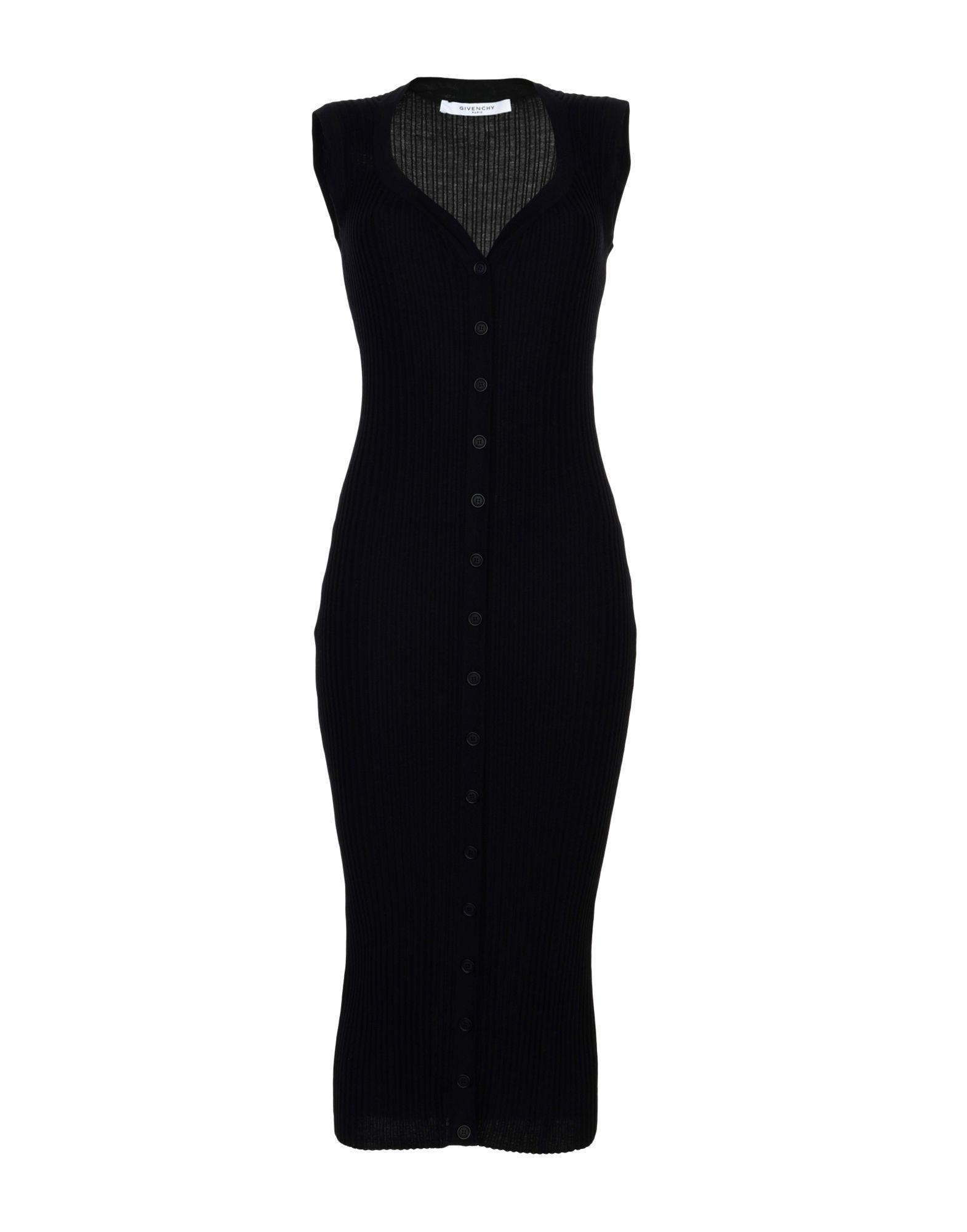 GIVENCHY Платье длиной 3/4 givenchy 3 5ml
