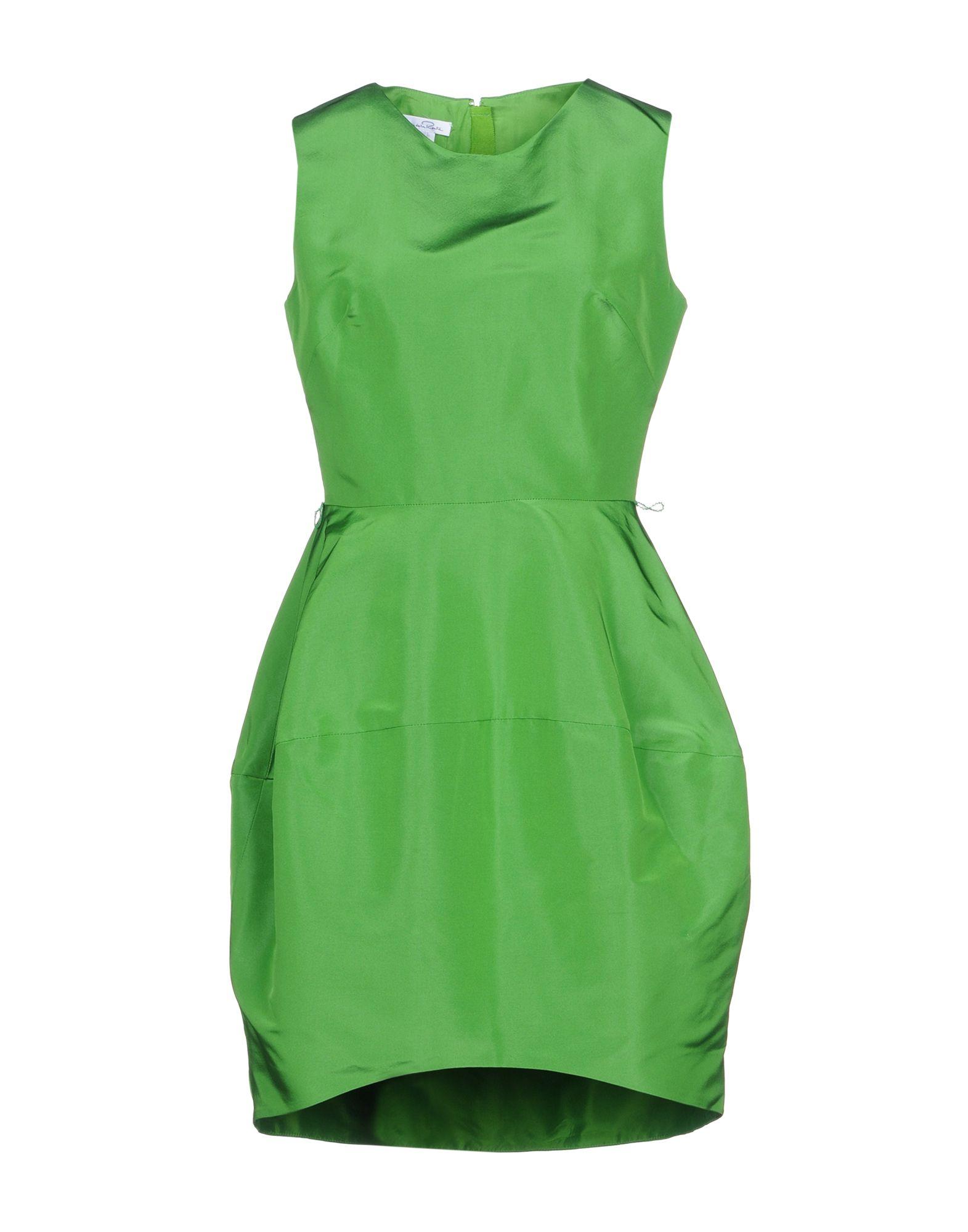 OSCAR DE LA RENTA Короткое платье люстра colosseo 82406 4c oscar