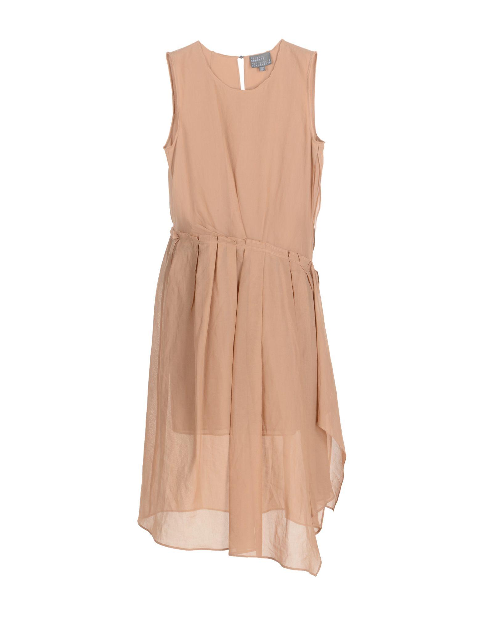 ROBERTA FURLANETTO Платье длиной 3/4 lisa corti платье длиной 3 4