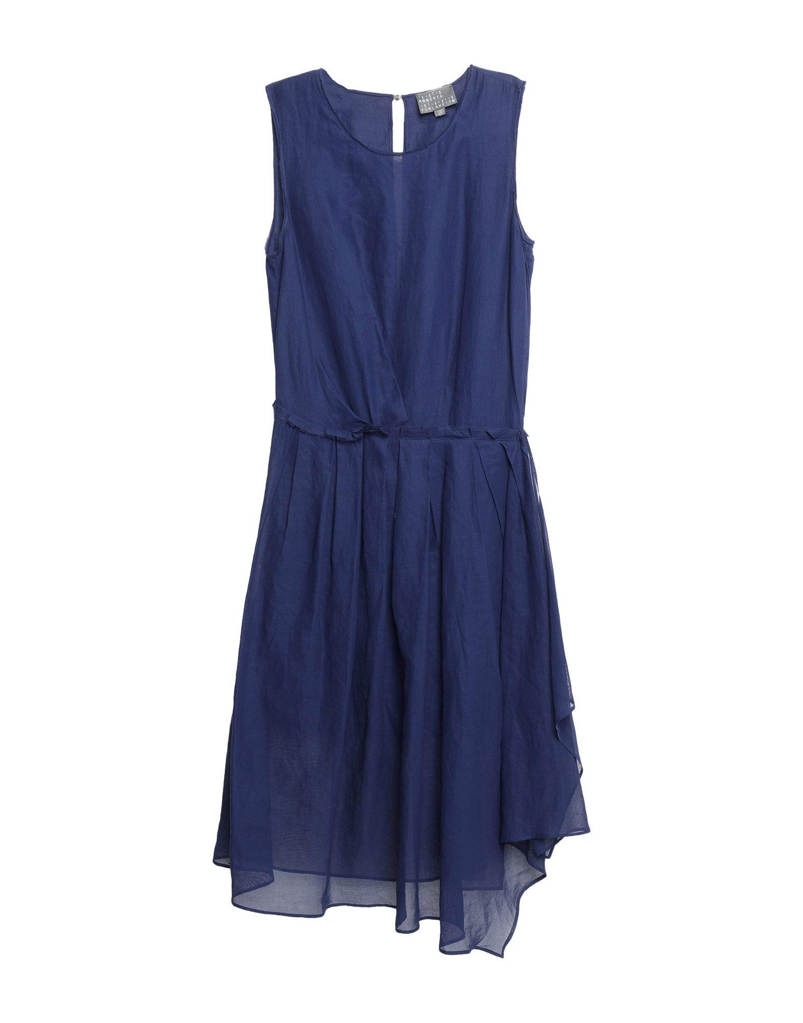 ROBERTA FURLANETTO Платье длиной 3/4 roberta furlanetto пиджак