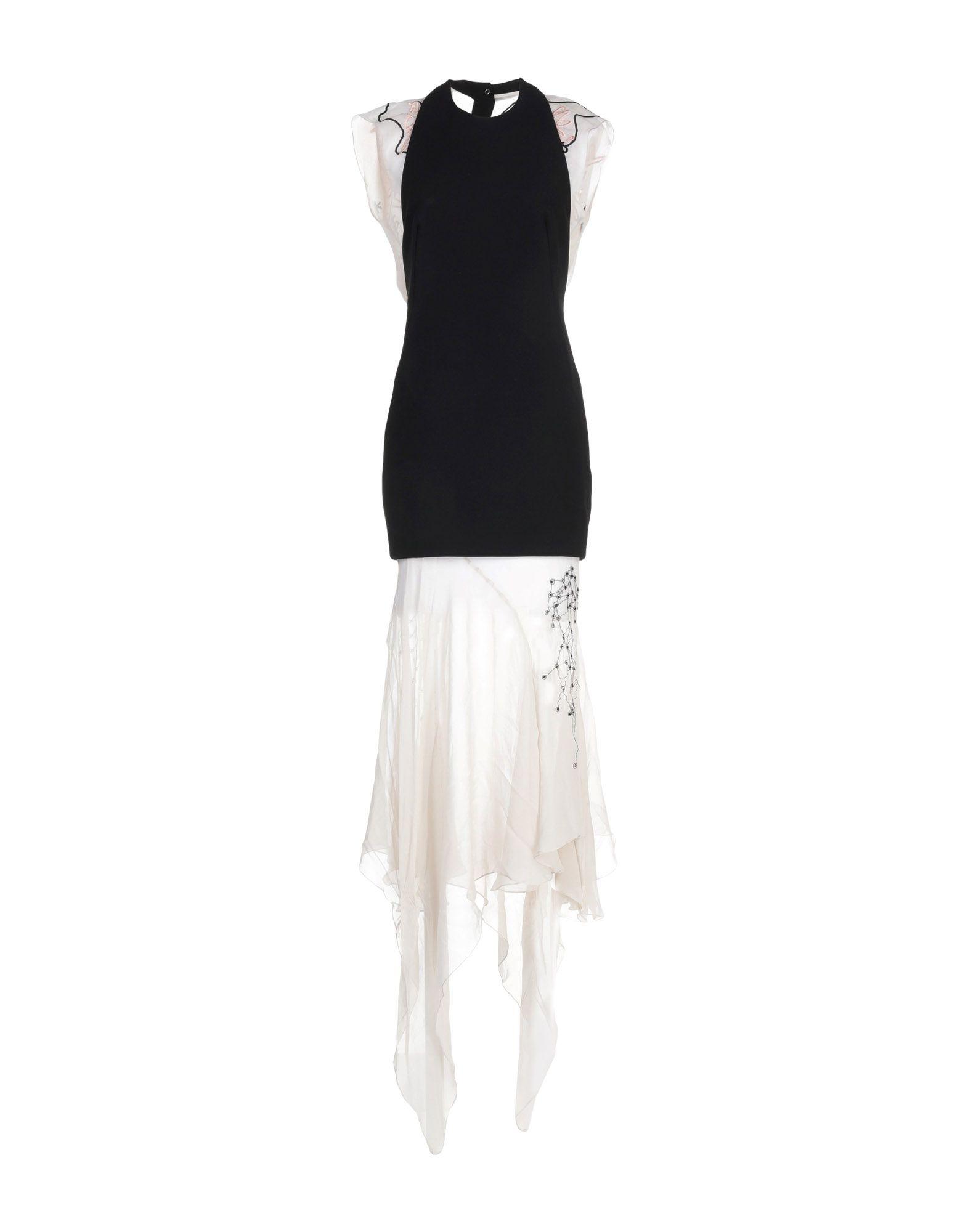 MARIOS SCHWAB Платье длиной 3/4 цена 2017