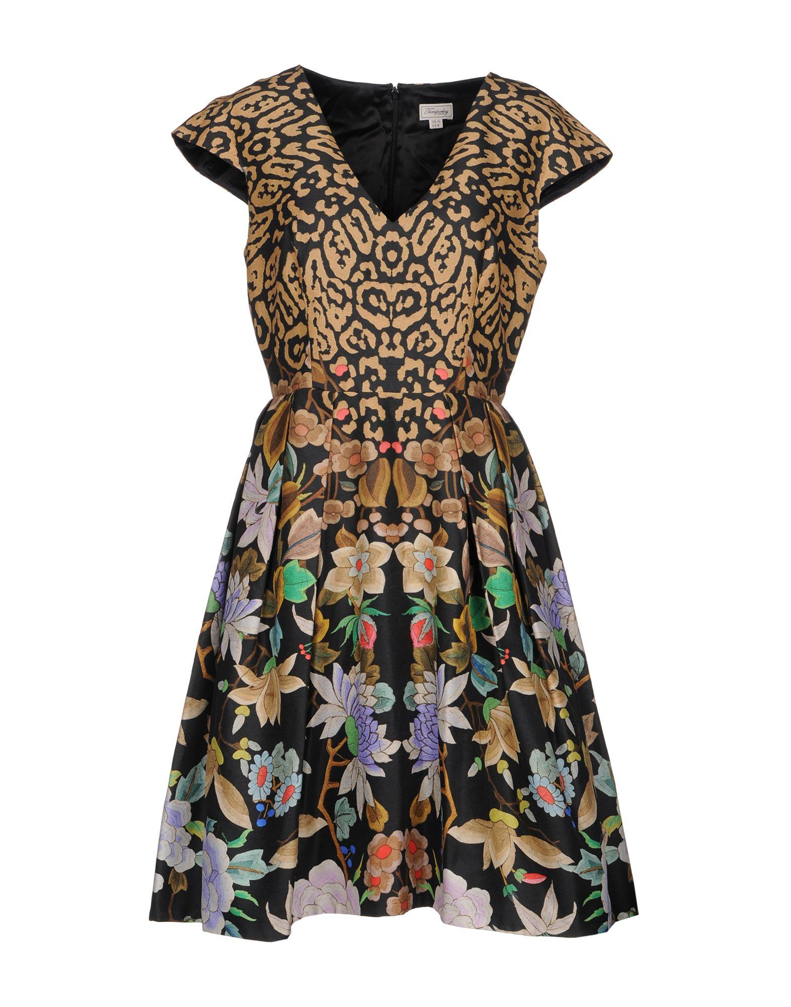 TEMPERLEY LONDON Платье до колена orion london юбка до колена