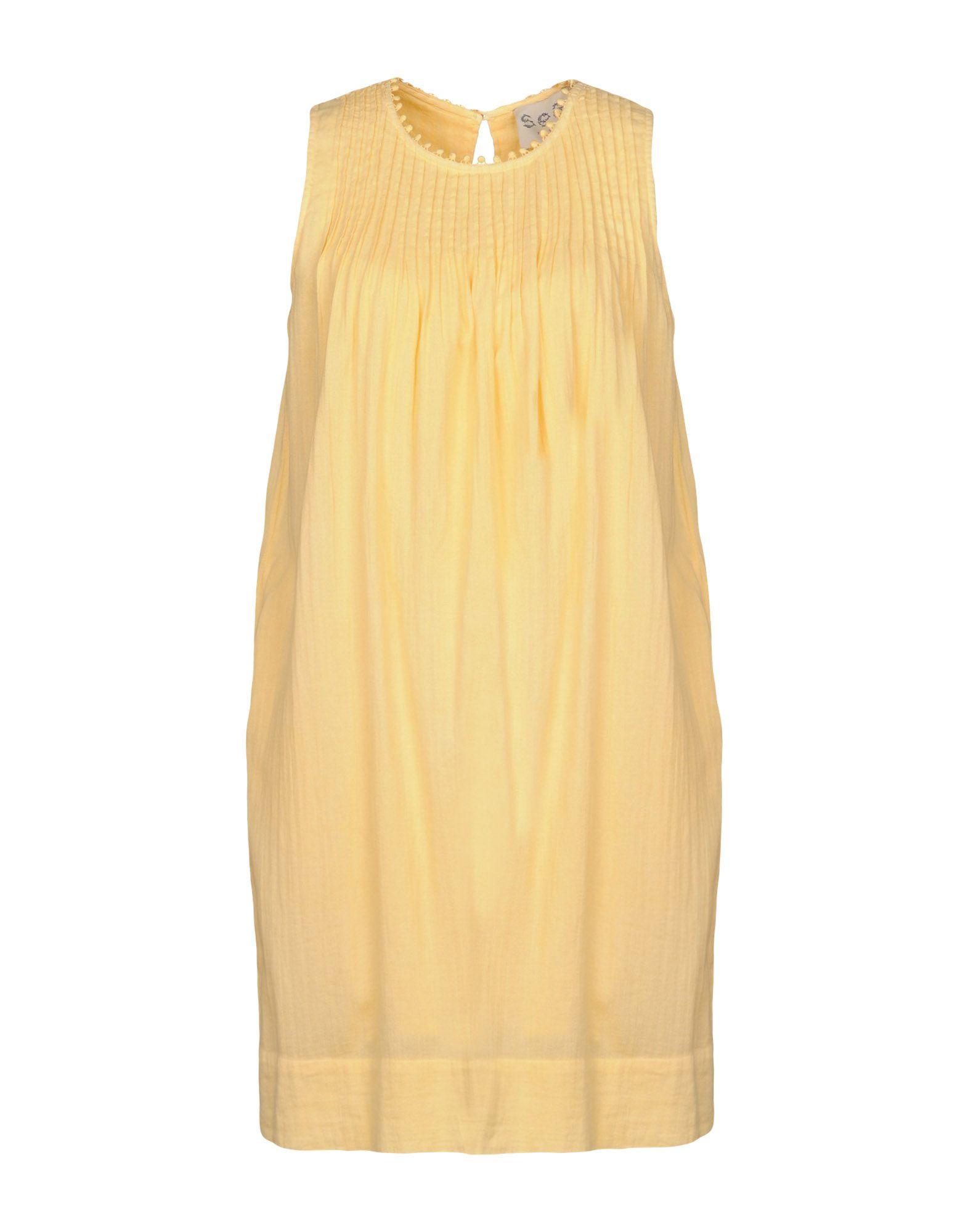 SEA Короткое платье sea юбка sea sears16108