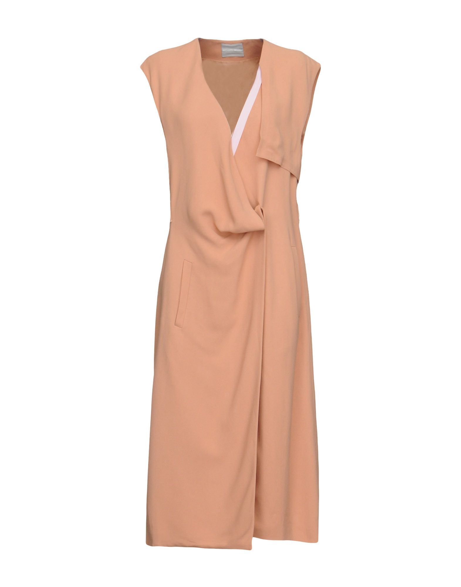 RICHARD NICOLL Платье длиной 3/4 цена 2017