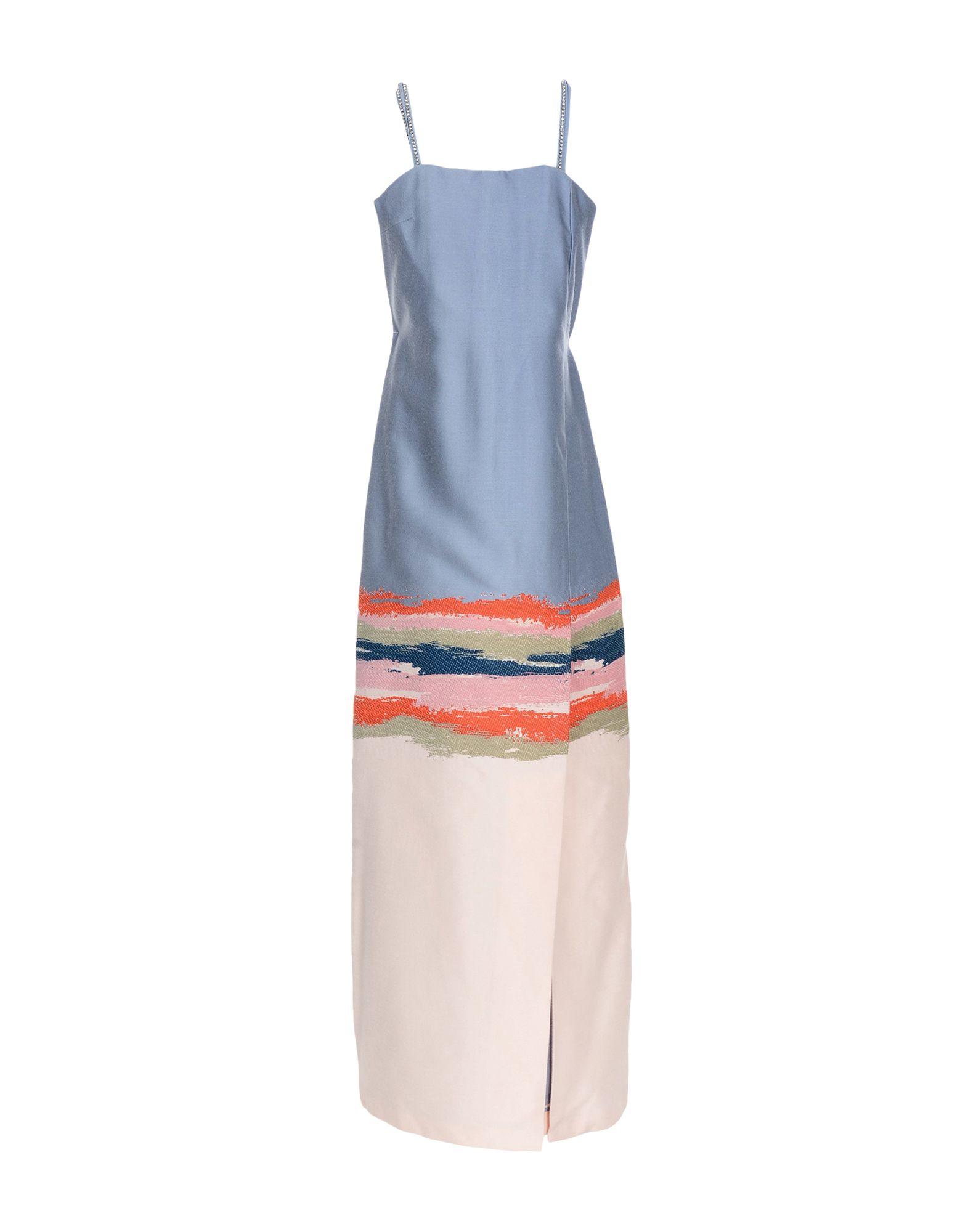 TORY BURCH Длинное платье tory burch платье со сборками