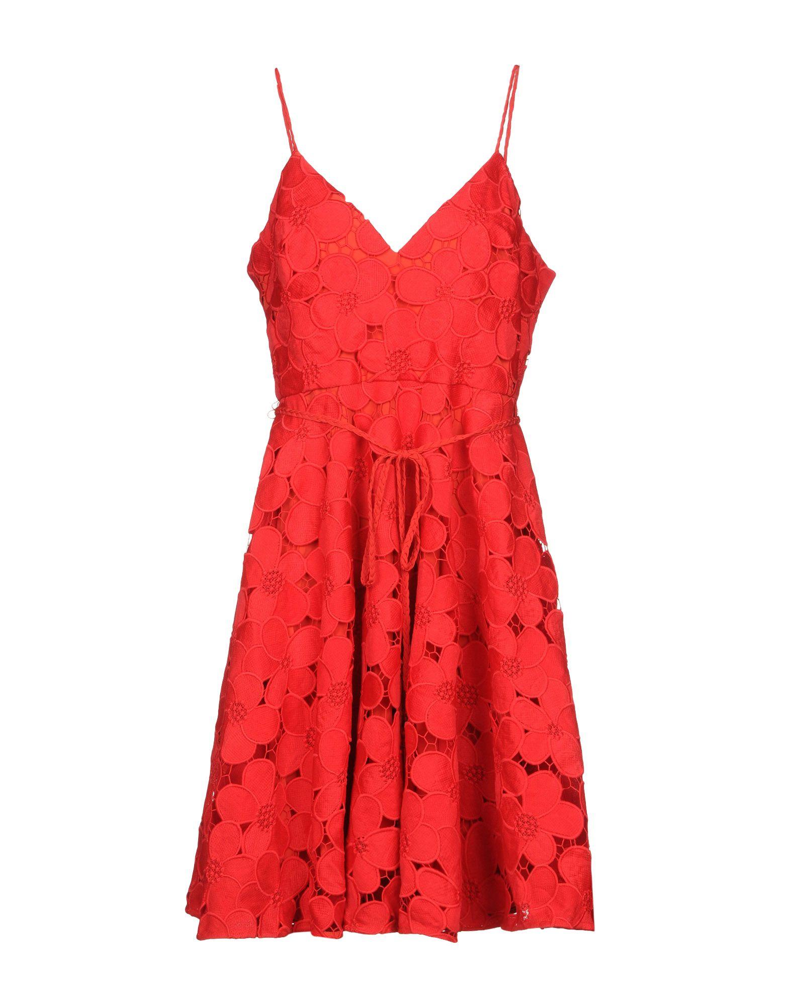 BADGLEY MISCHKA | BADGLEY MISCHKA Knee-length dresses | Goxip