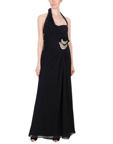 YOOX.COM(ユークス)BELLA RHAPSODY by VENUS BRIDAL レディース ロングワンピース&ドレス ブラック 46 ポリエステル 100%