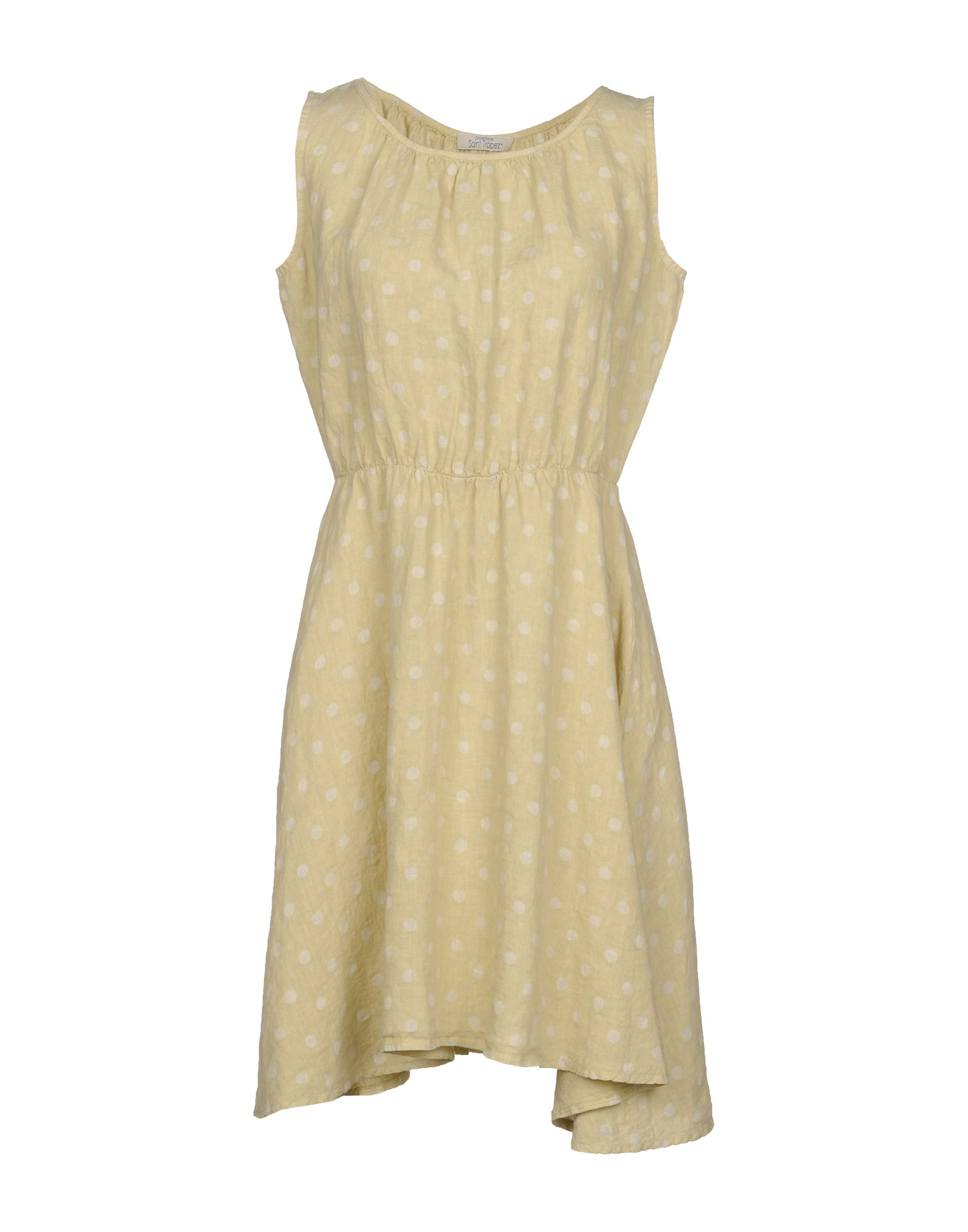 SAINT TROPEZ Короткое платье au soleil de saint tropez свитер