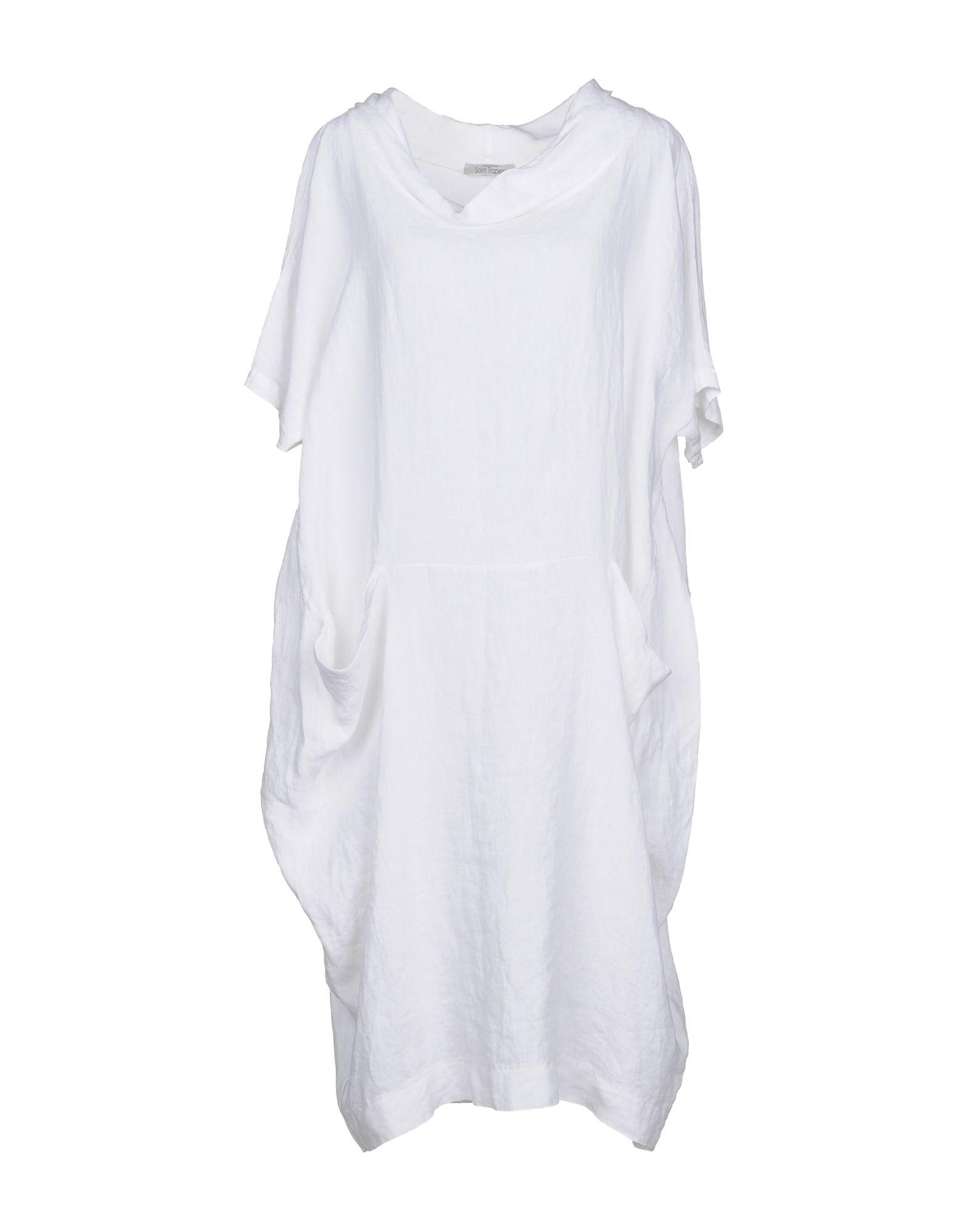 SAINT TROPEZ Платье до колена au soleil de saint tropez свитер