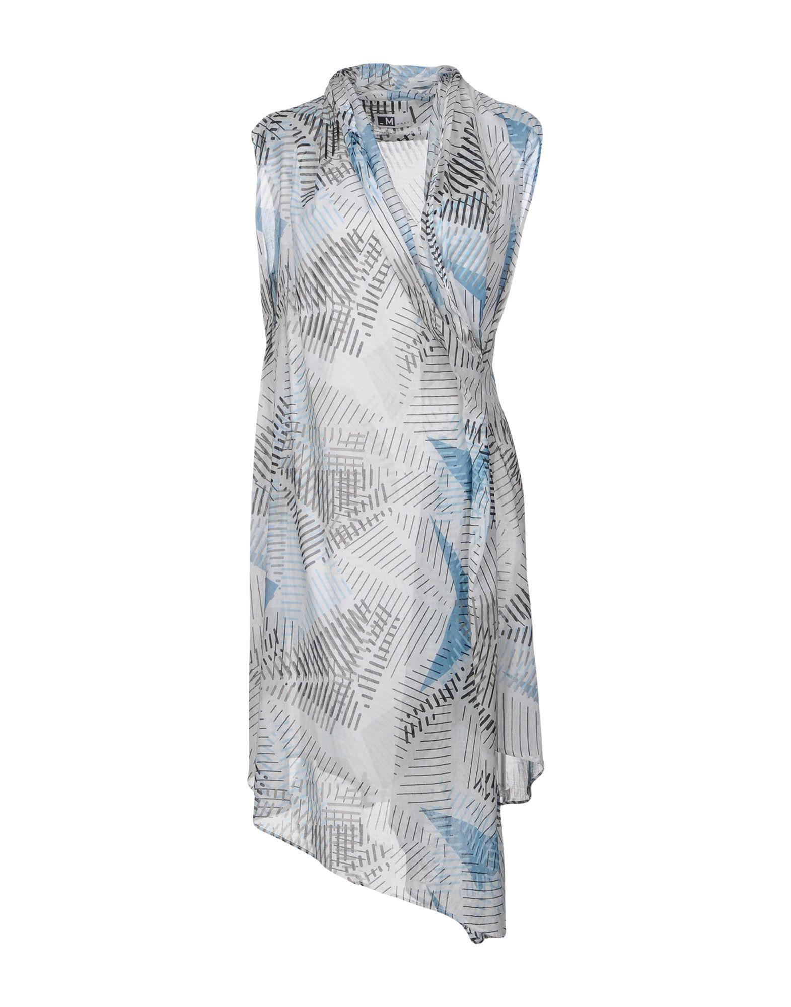 _M GRAY Платье длиной 3/4 игрушка ecx ruckus gray blue ecx00013t1