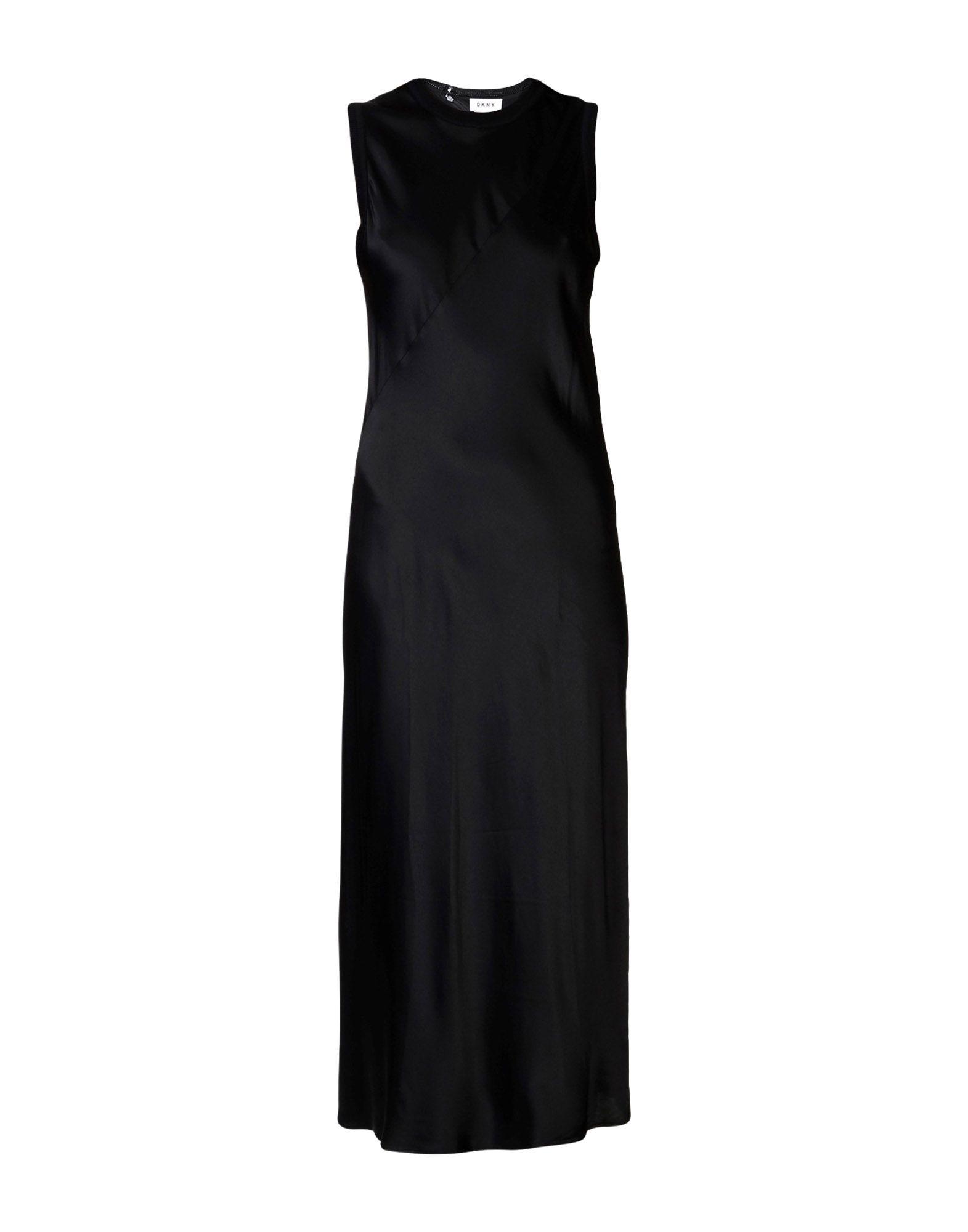 DKNY Платье длиной 3/4 lisa corti платье длиной 3 4