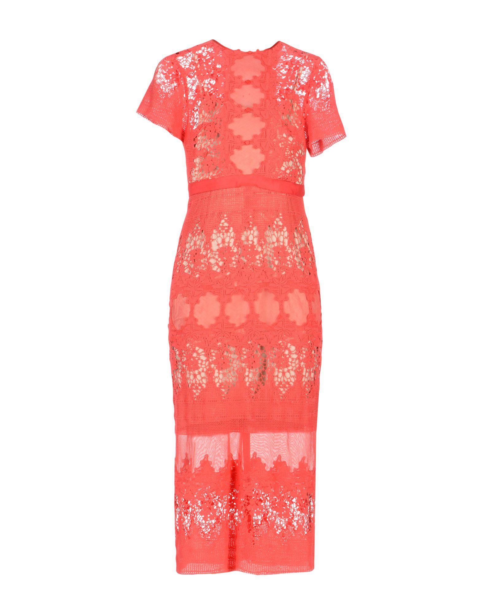 CATHERINE DEANE Платье длиной 3/4