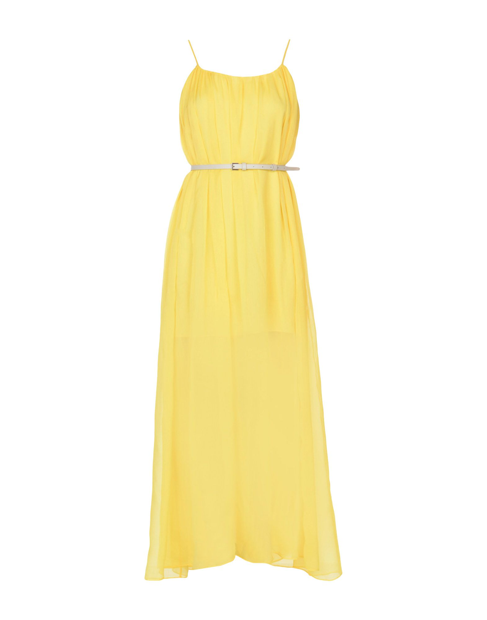 купить HALSTON HERITAGE Длинное платье по цене 39500 рублей
