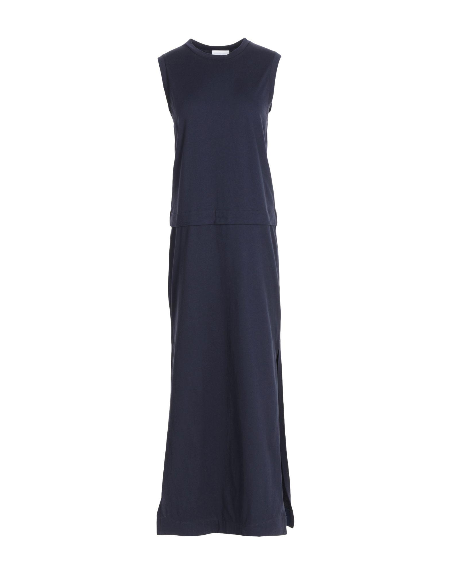 цены DKNY Длинное платье