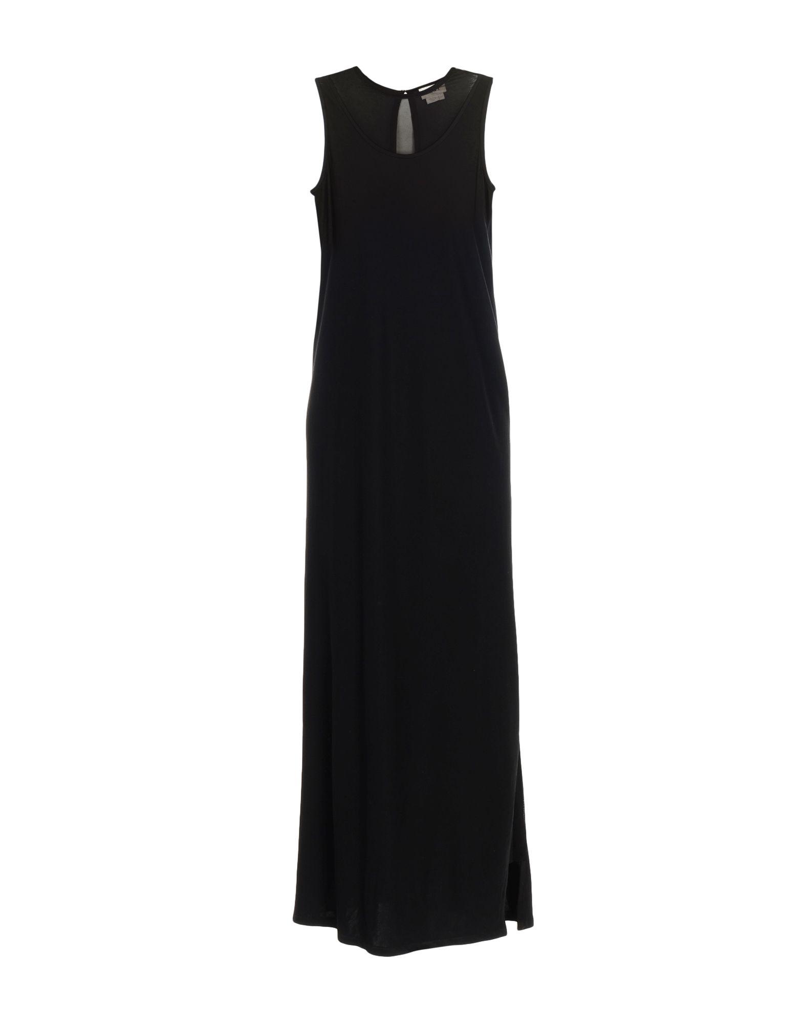 Фото - DKNY Платье длиной 3/4 обувь на высокой платформе dkny