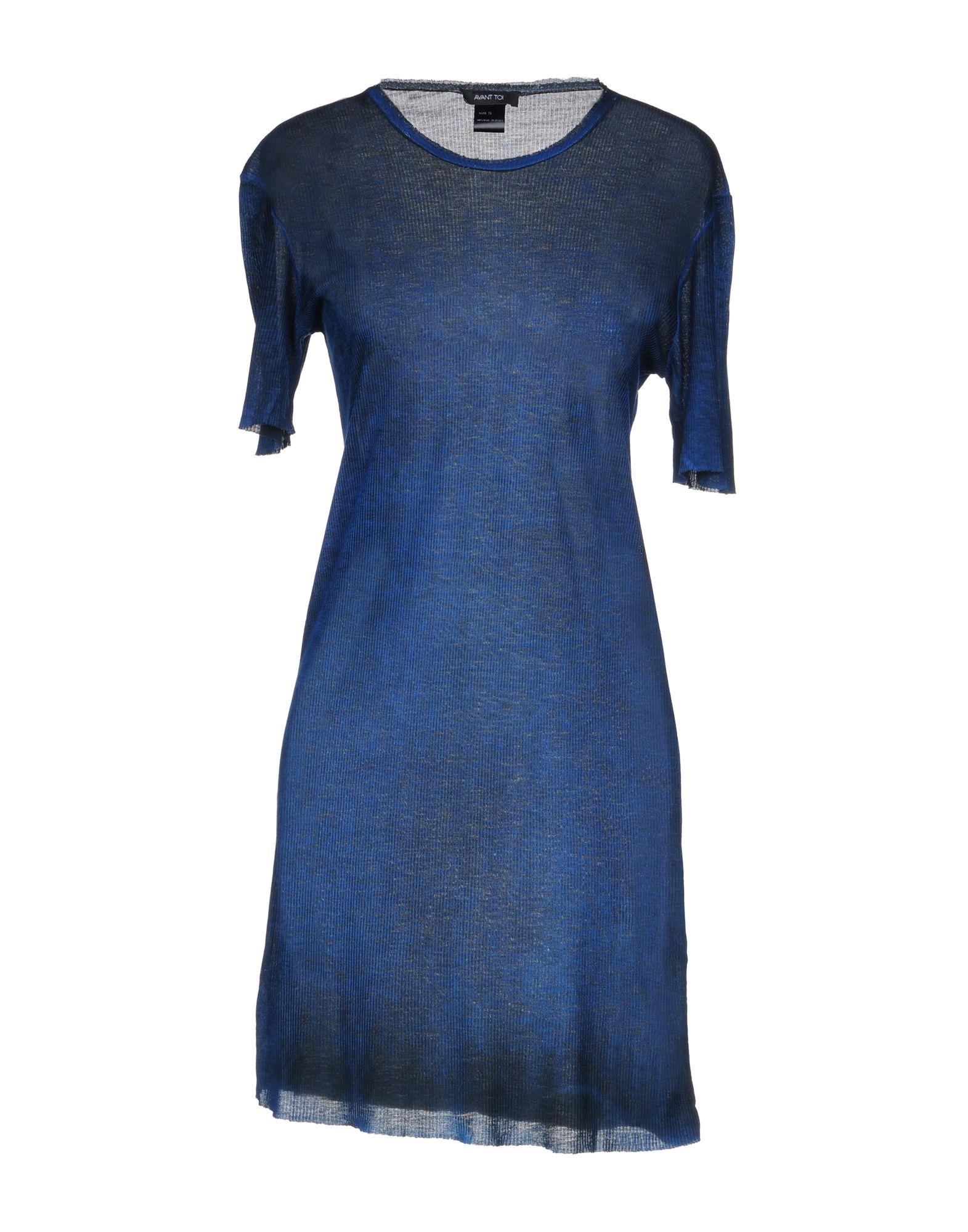 где купить AVANT TOI Короткое платье по лучшей цене