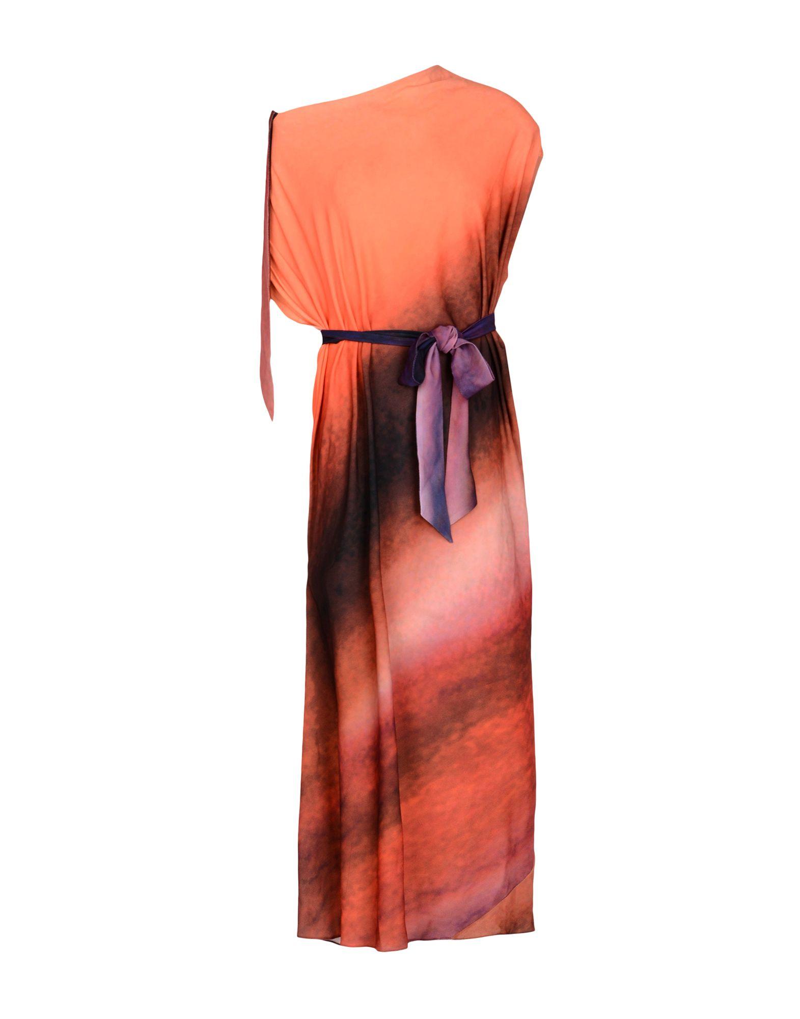 MARIA GRACHVOGEL Длинное платье