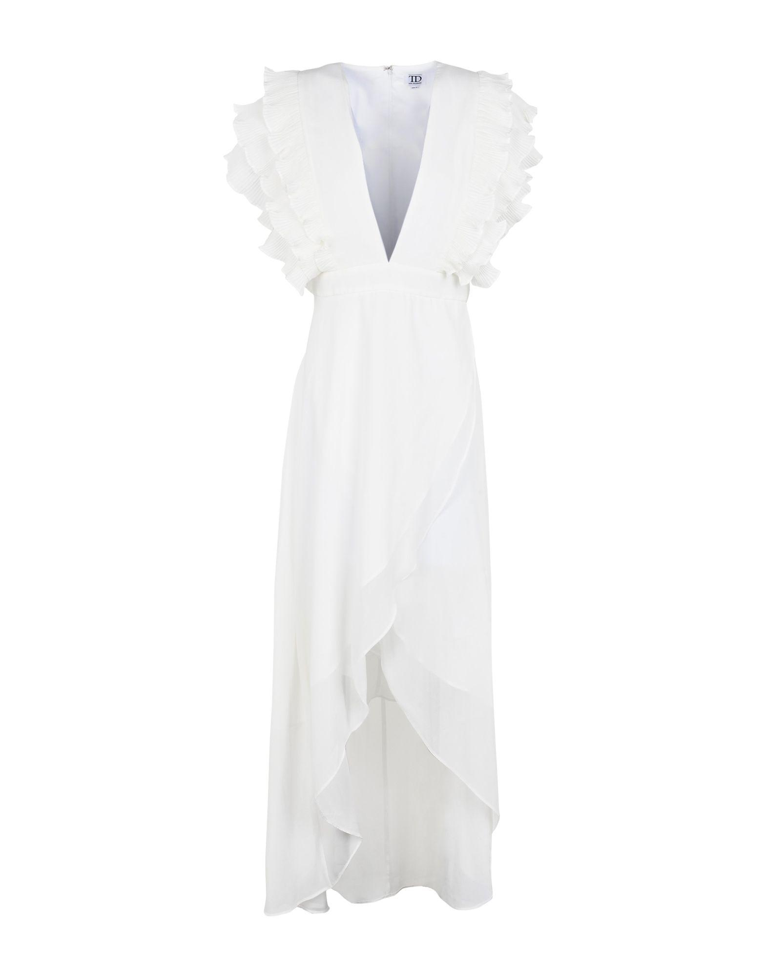 TD TRUE DECADENCE Длинное платье original lb050wq02 td03 display td 03 lb050wq2