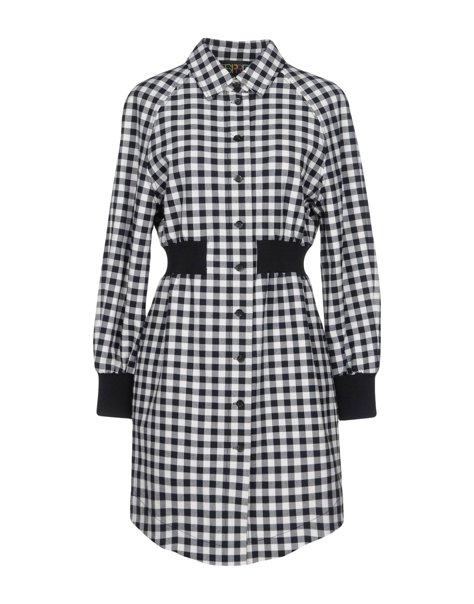 OPENING CEREMONY X ESPRIT Короткое платье безрукавка vest f06