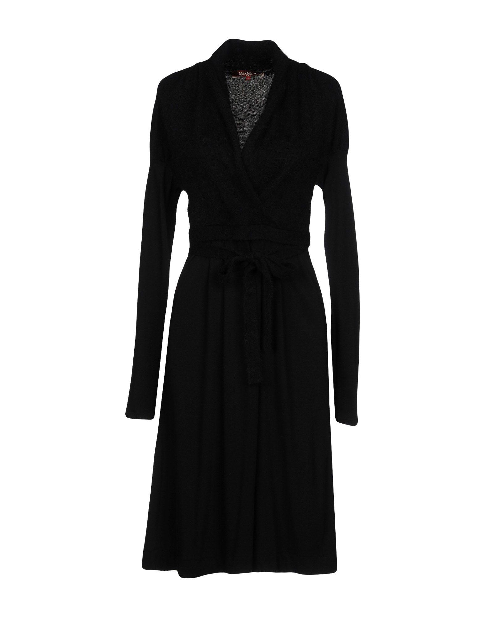 MAX MARA STUDIO Платье до колена пальто max mara пальто длинные