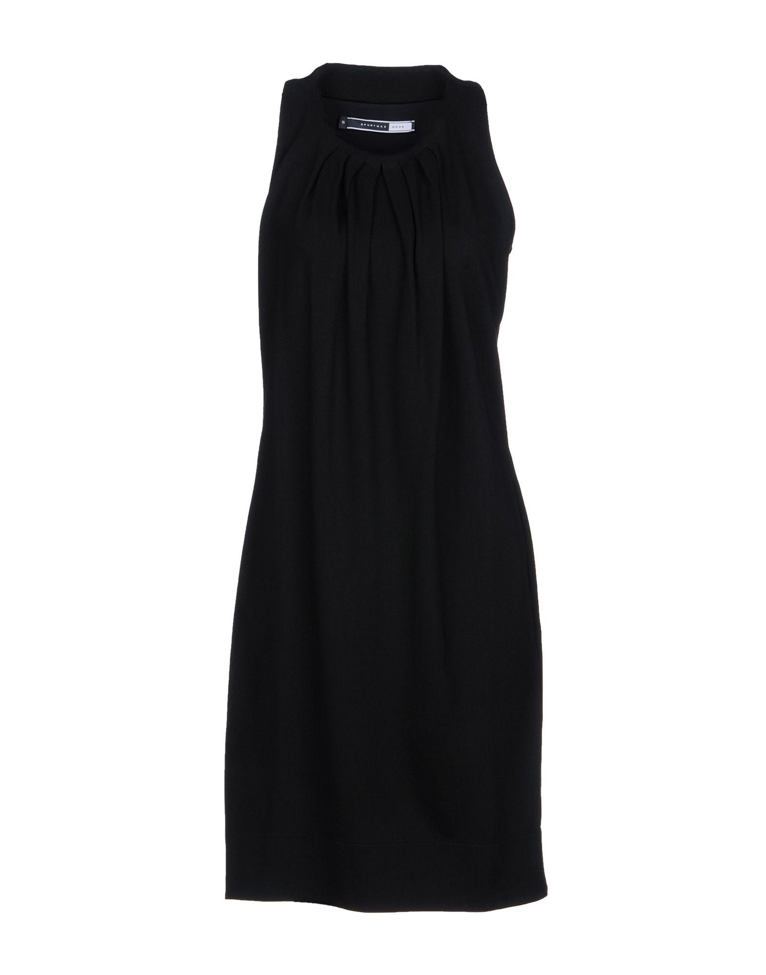SPORTMAX CODE Платье до колена prostotoys предметы интерьера