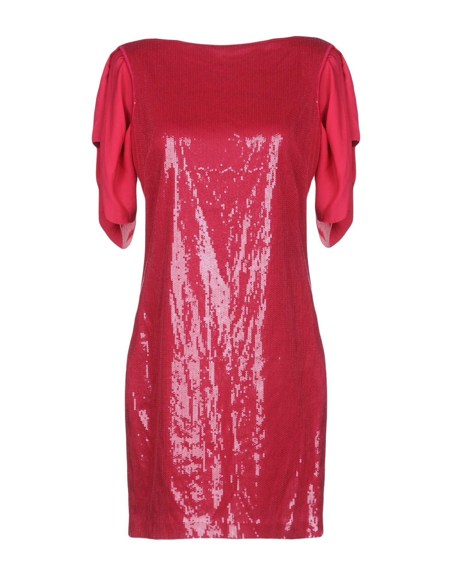 где купить HALSTON HERITAGE Короткое платье по лучшей цене
