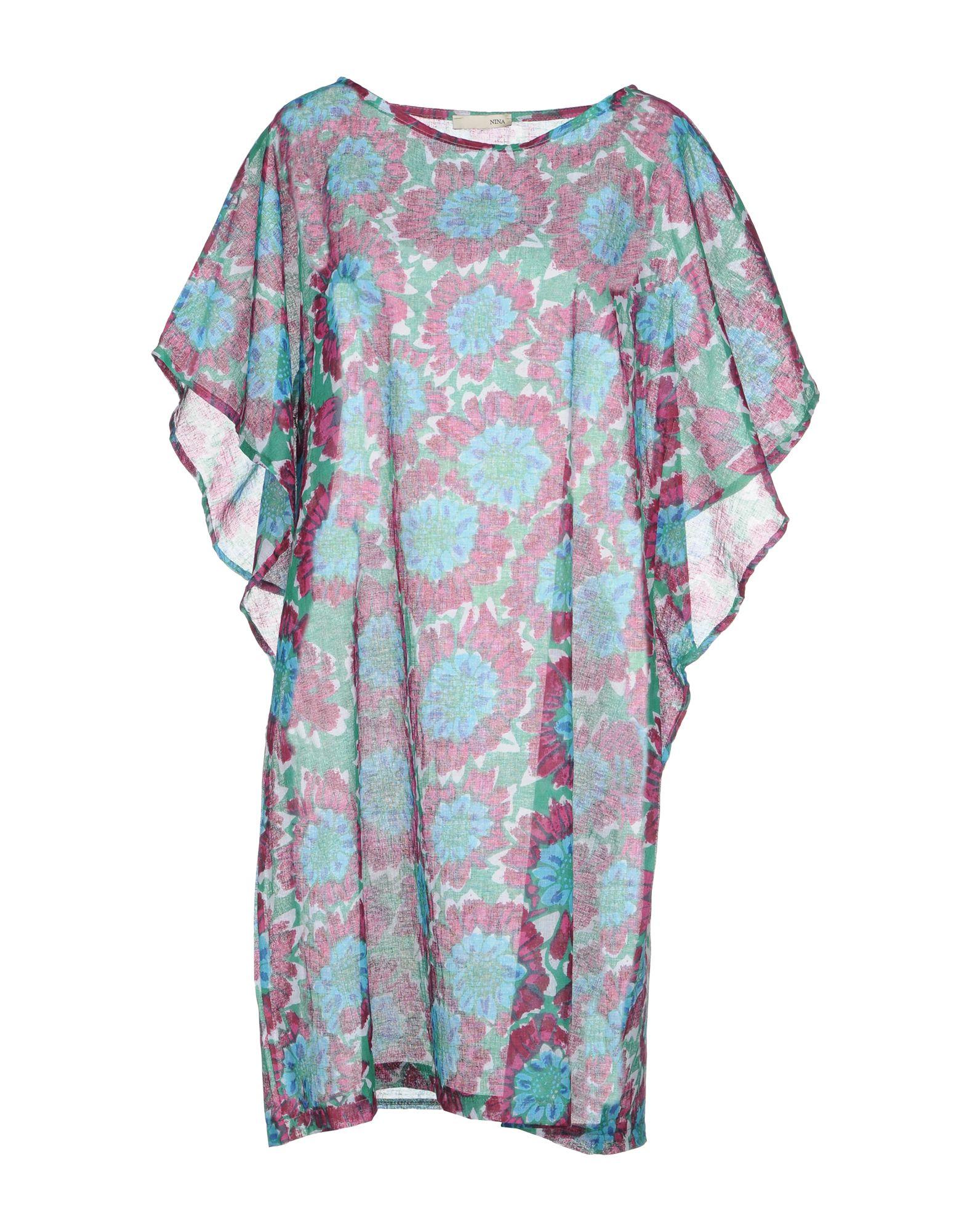 NINA Короткое платье nina von c платье