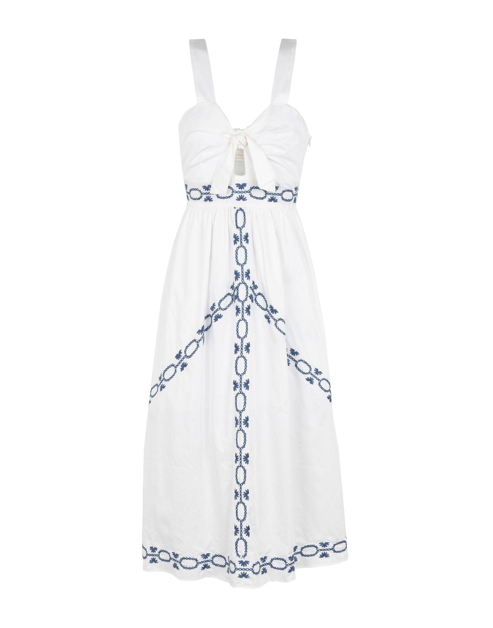 FOXIEDOX Платье длиной 3/4 foxiedox платье длиной 3 4