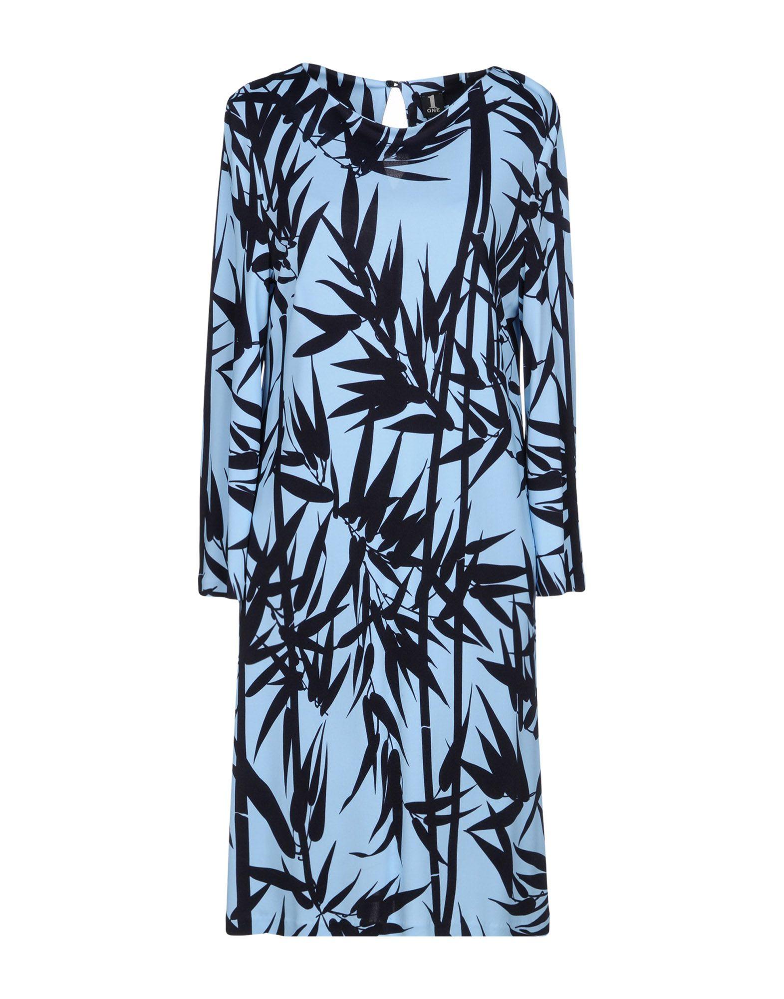 купить 1-ONE Платье до колена по цене 11050 рублей